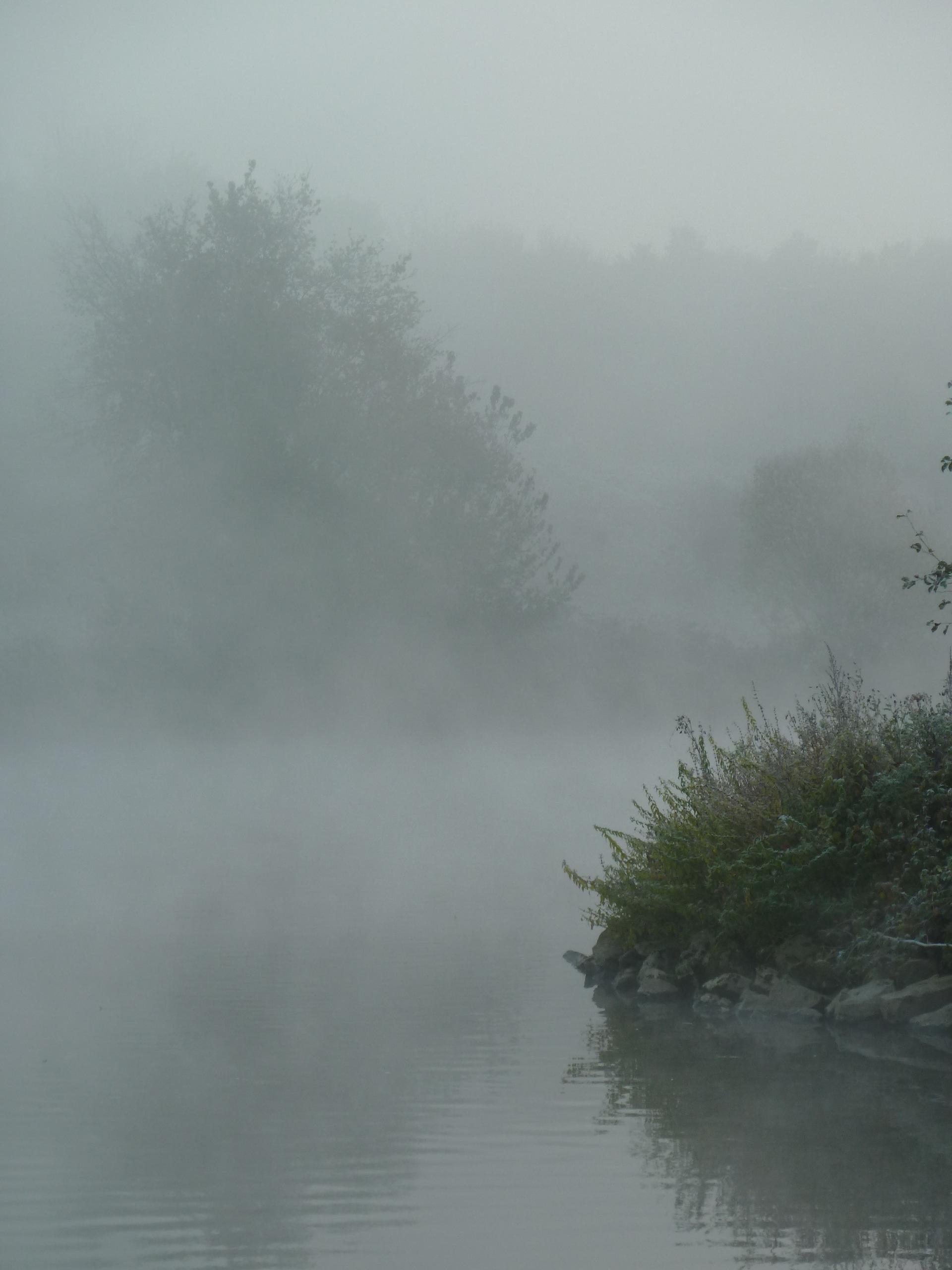 картинки сильного тумана промежуточный