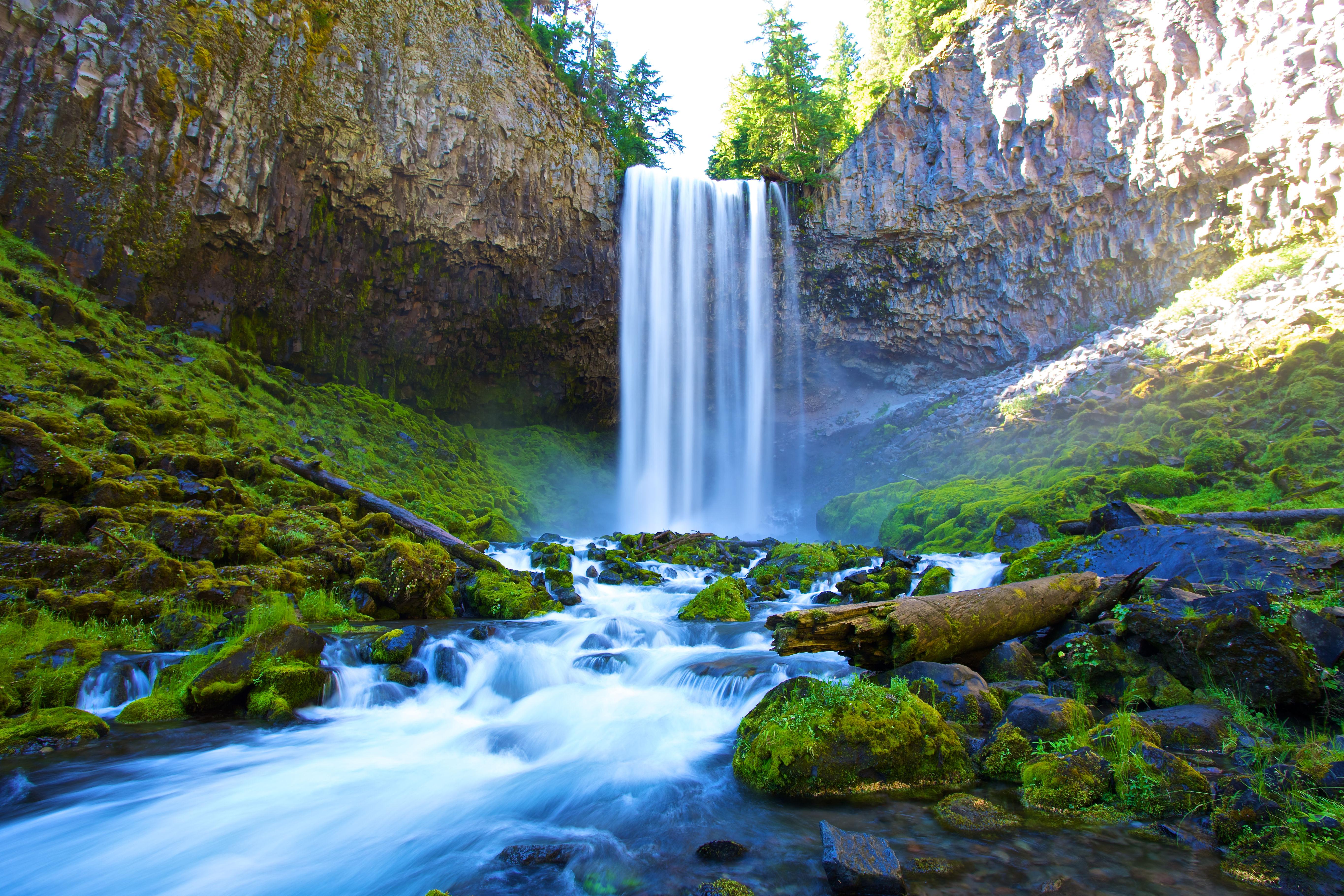 Обои Водопады Бесплатно