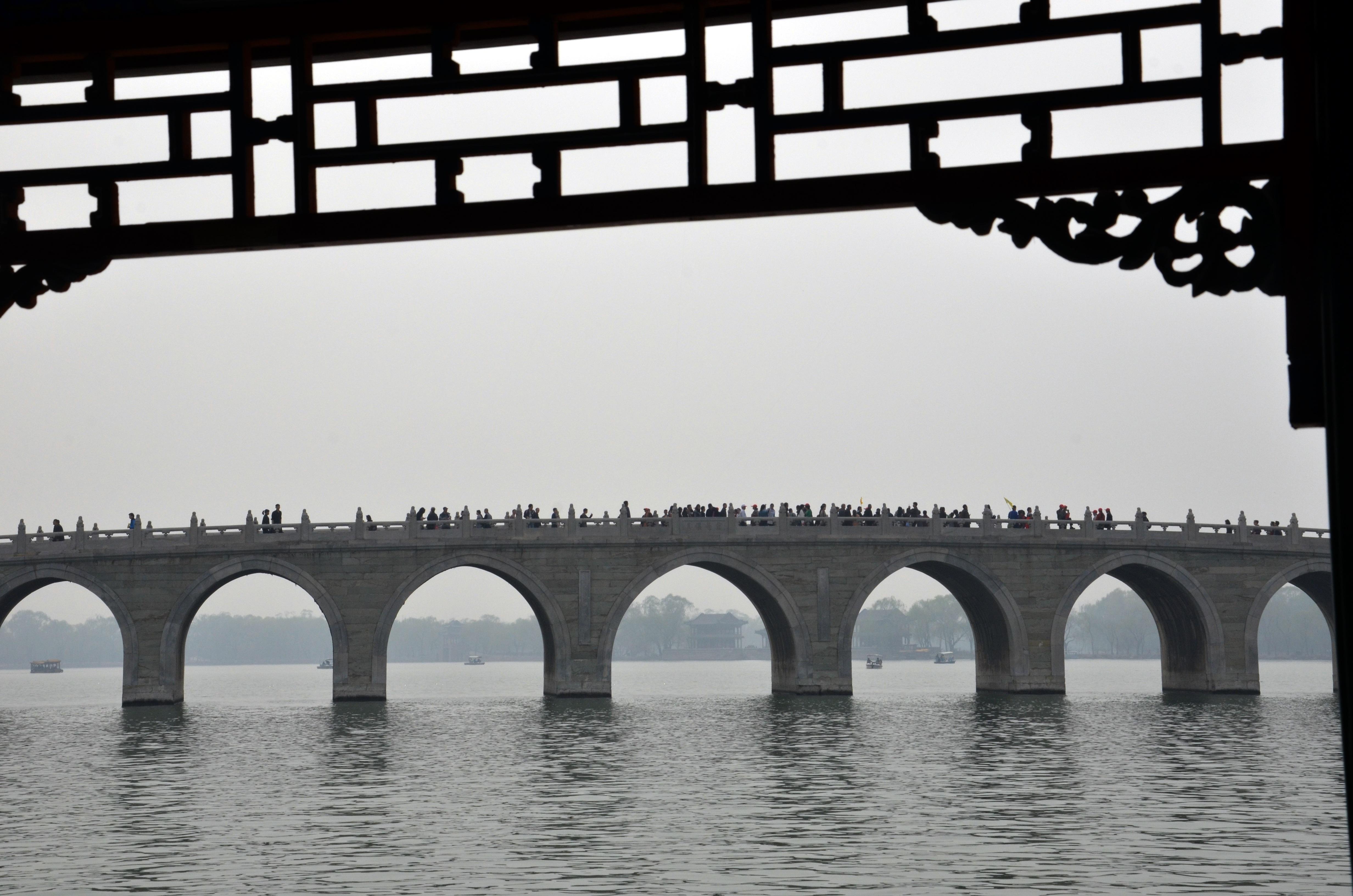 таким смысл моста на картинке носит