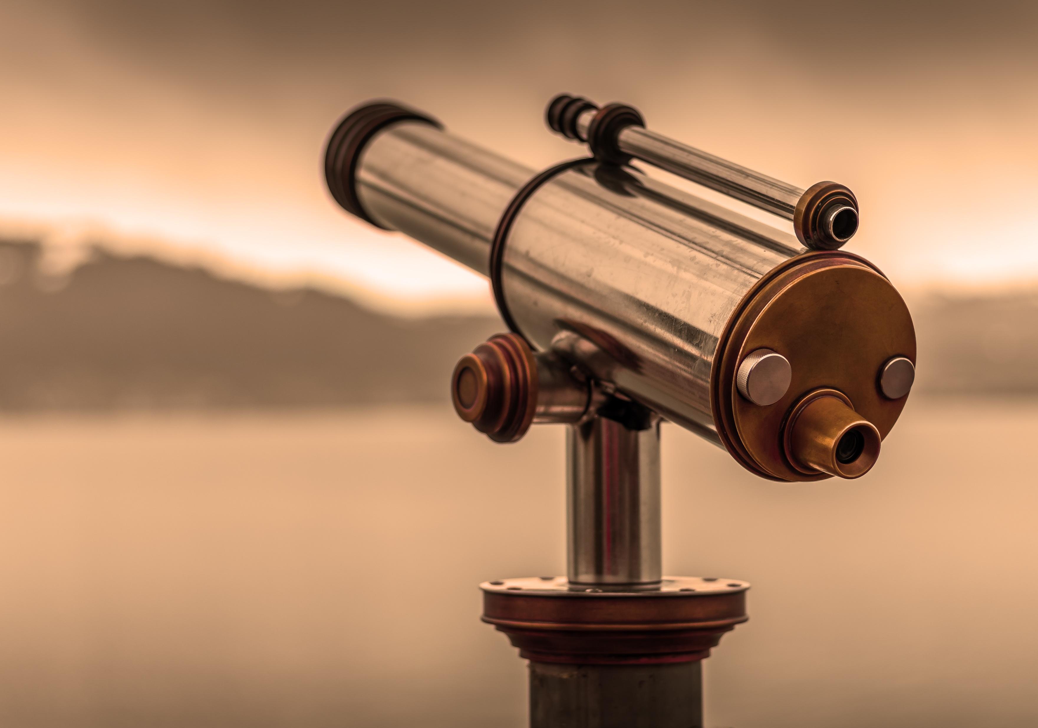Fotoğraf peyzaj su doğa ışık gündoğumu görünüm teleskop
