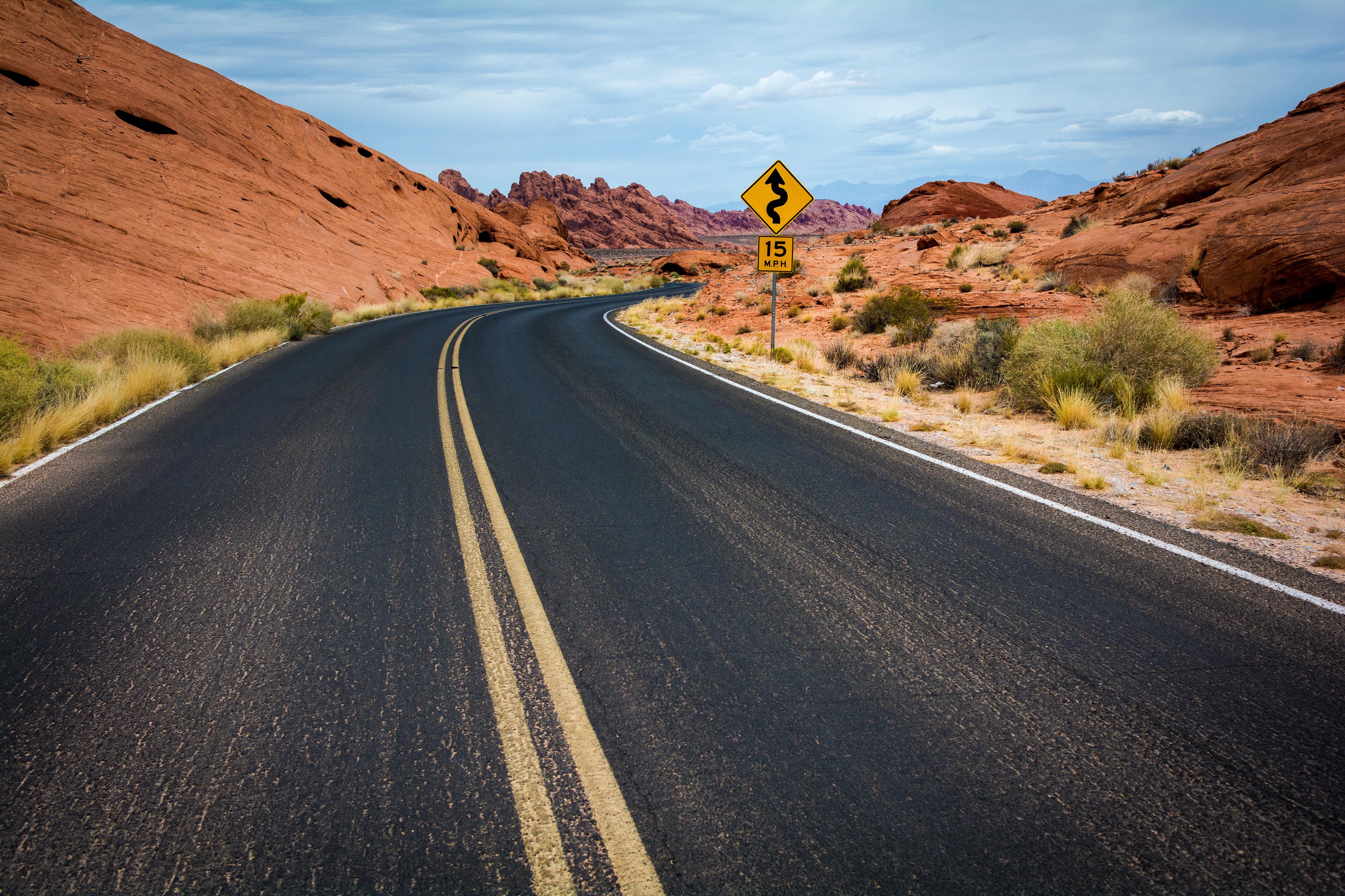 фото дорог америки впечатление что это