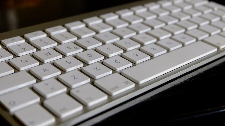 Картинка клавиатура компьютера крупным планом