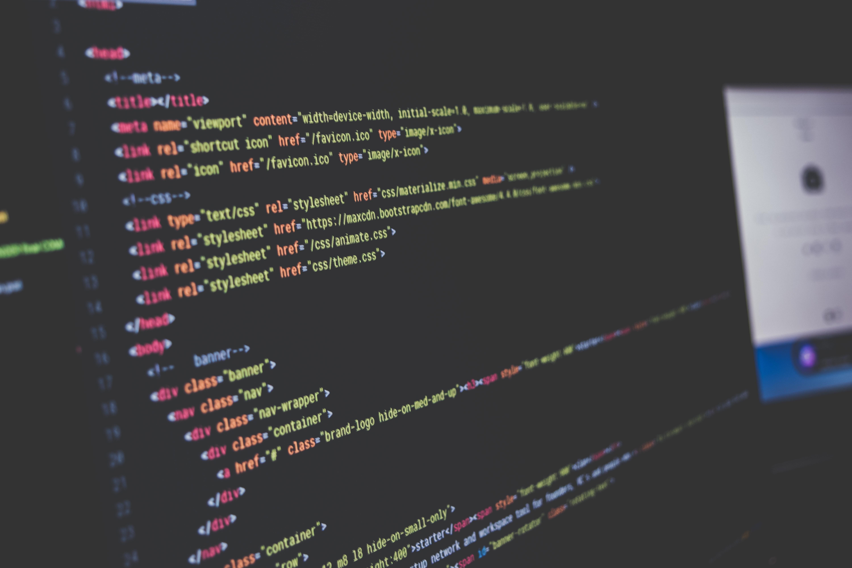 Free Images : laptop, technology, internet, communication, coding ...