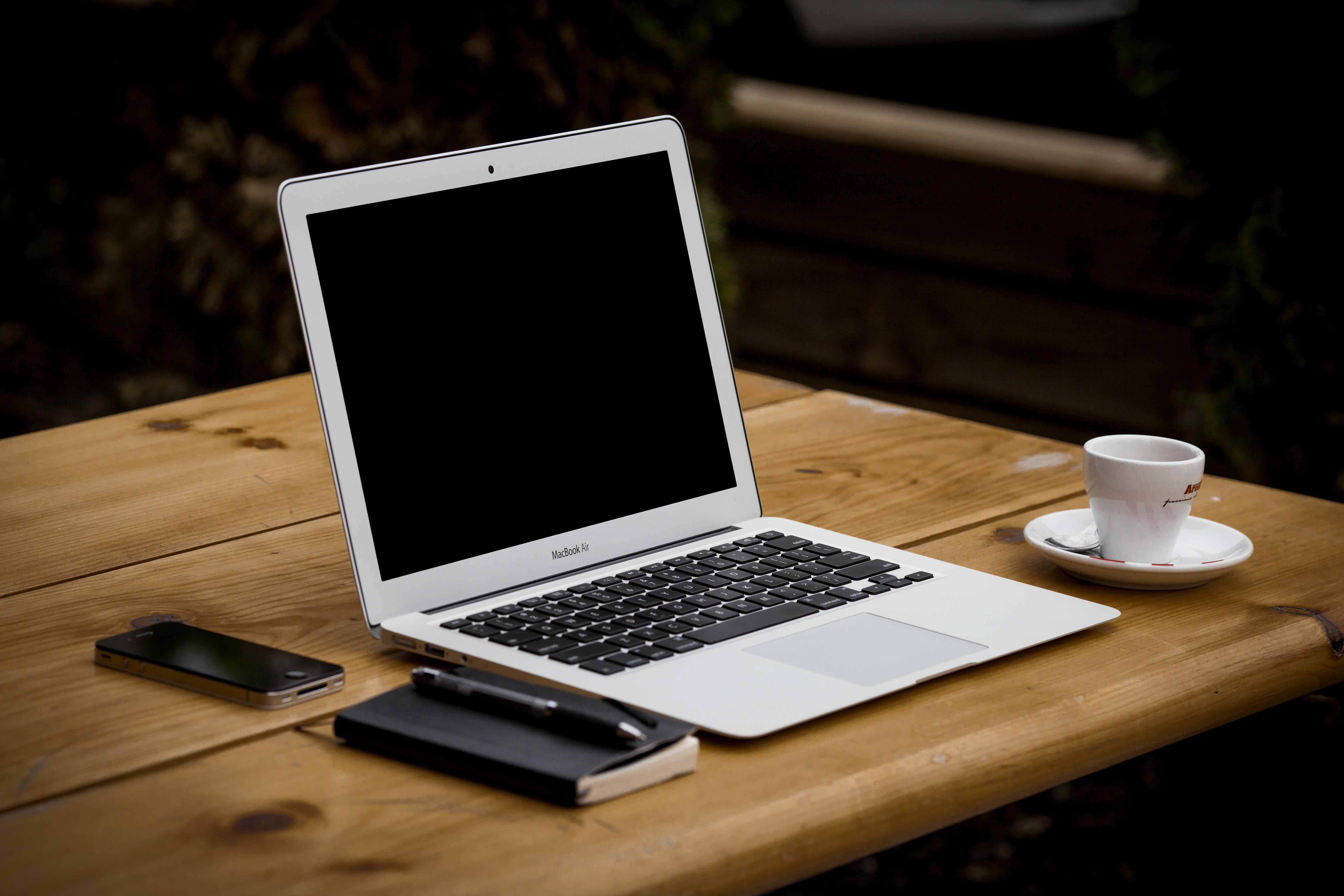 Обои для рабочего стола кофе компьютер