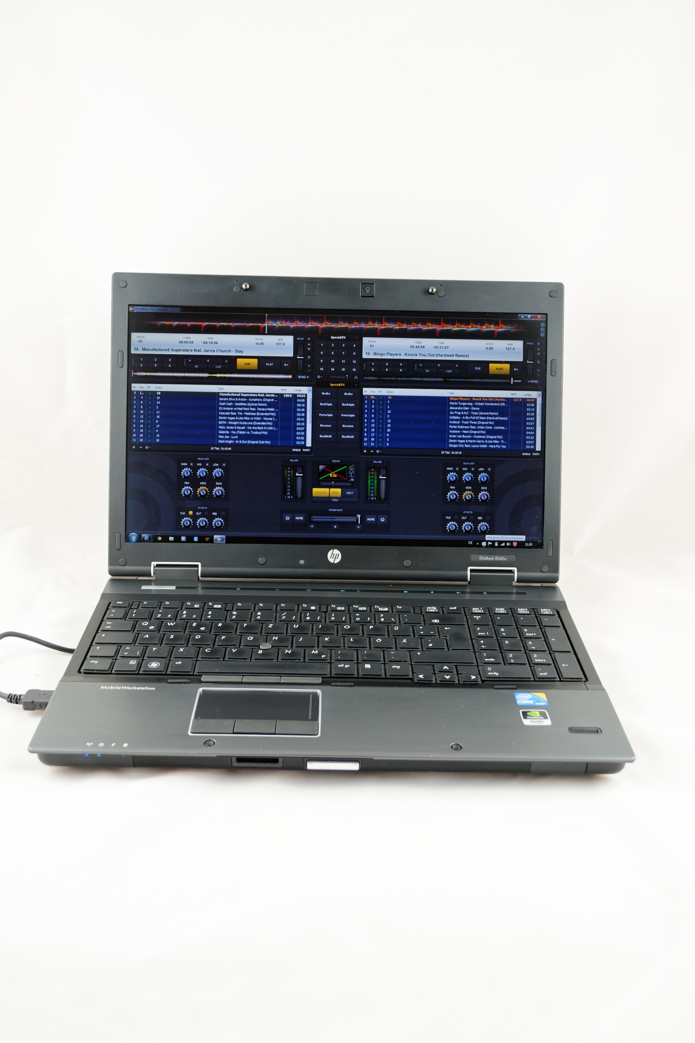 Dm2 mixman mixer additional software to convert to a midi.