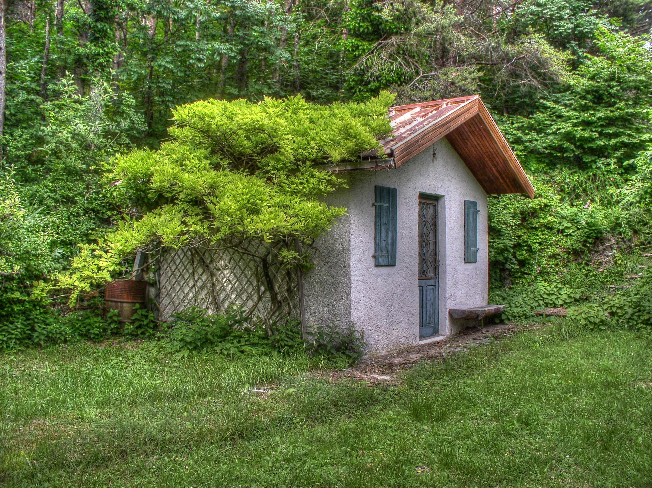 bildet plen bygning hjem skur hytte hagen kapell. Black Bedroom Furniture Sets. Home Design Ideas
