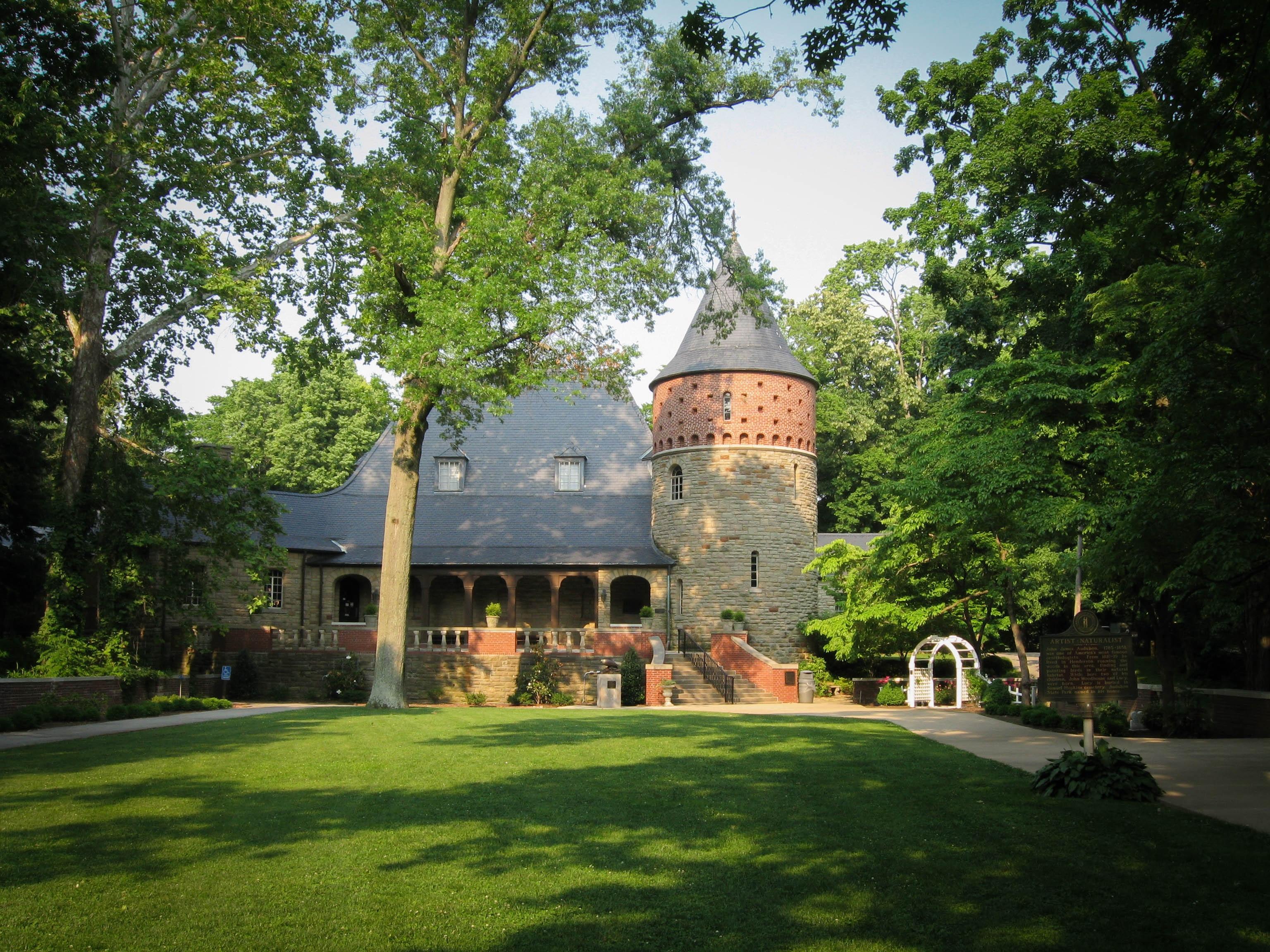 free images lawn mansion building chateau home park