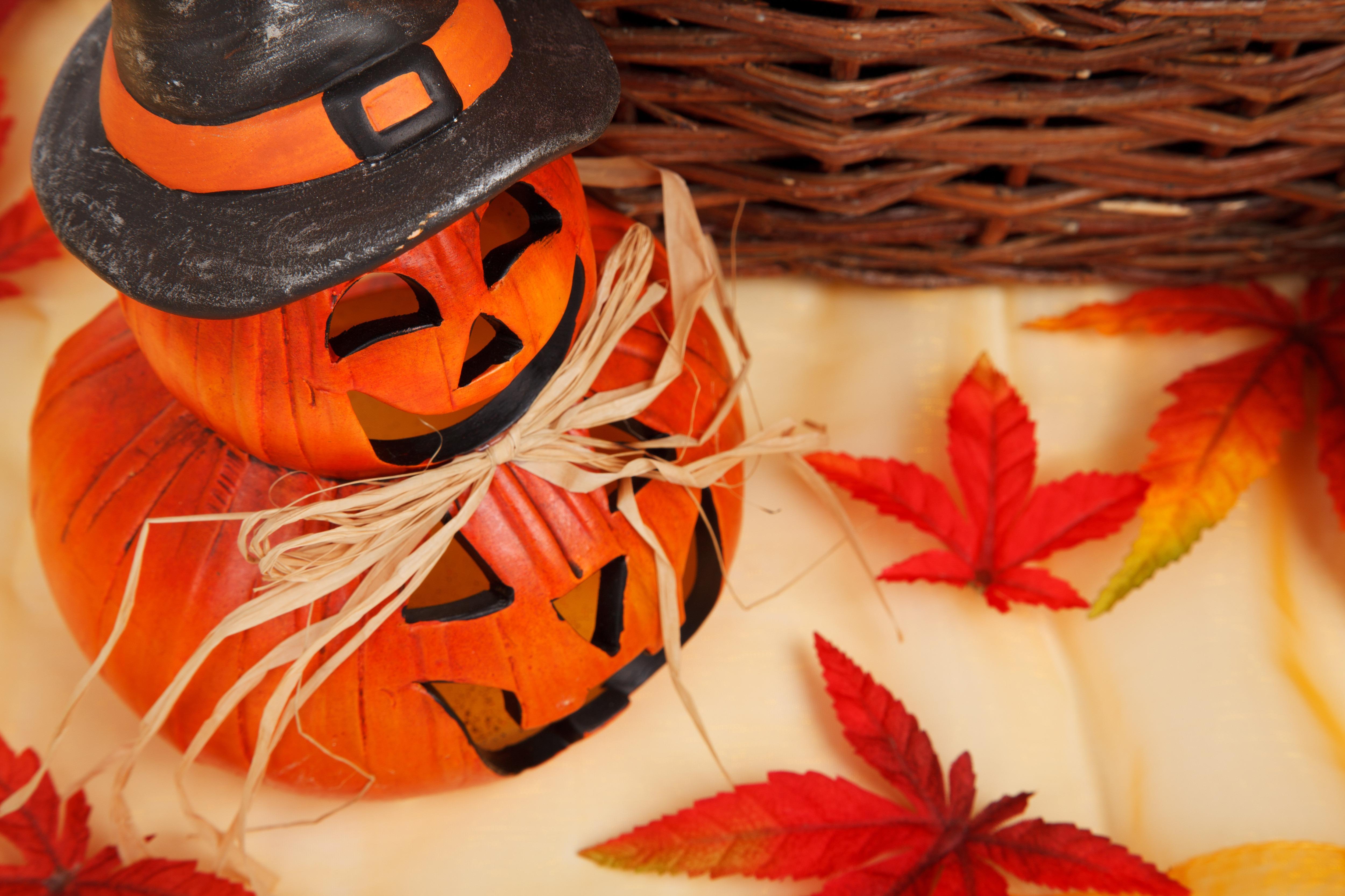 Украшения на хэллоуин как сделать