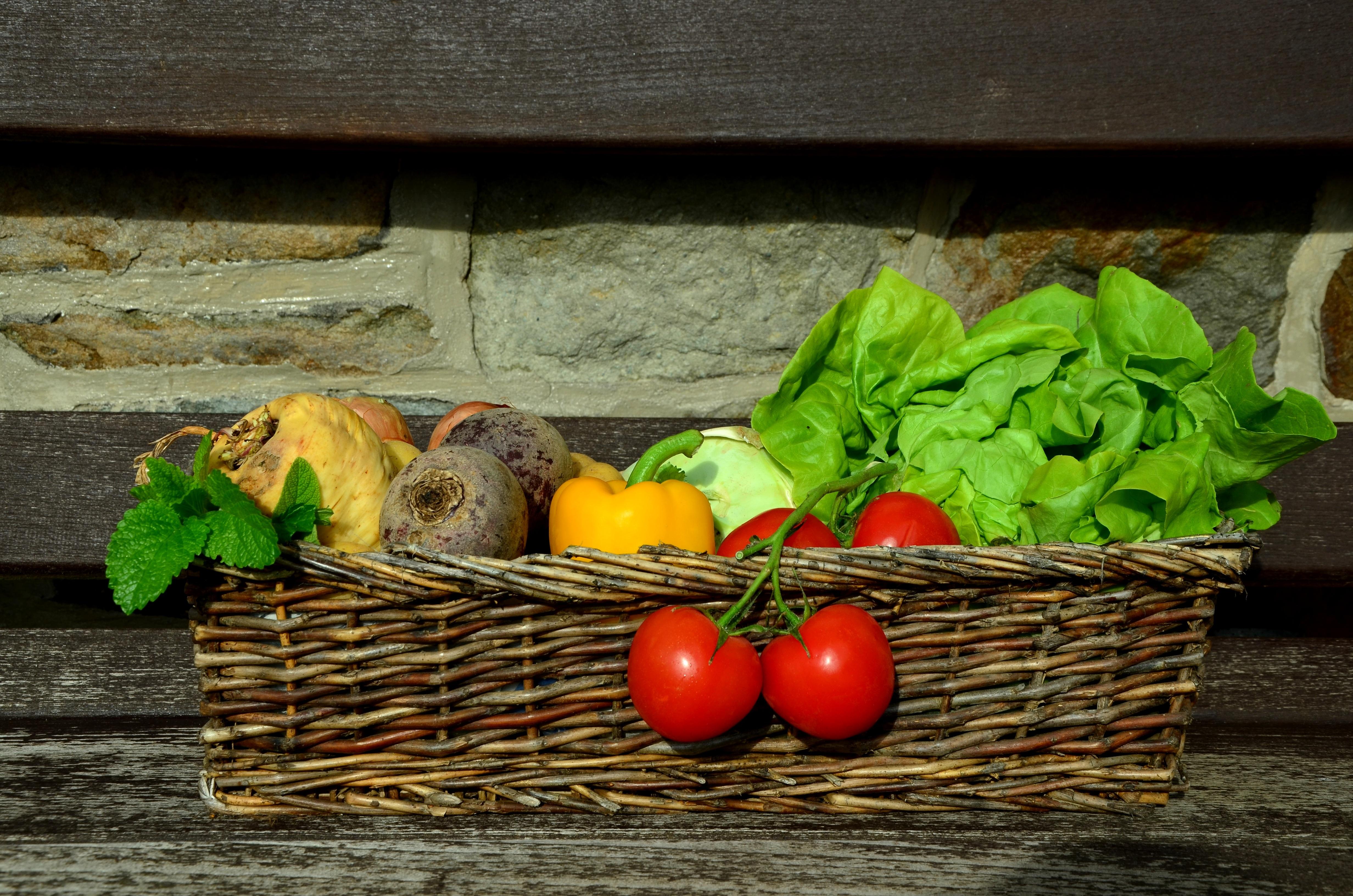 Free Images Leaf Salad Green Harvest Produce Autumn Garden