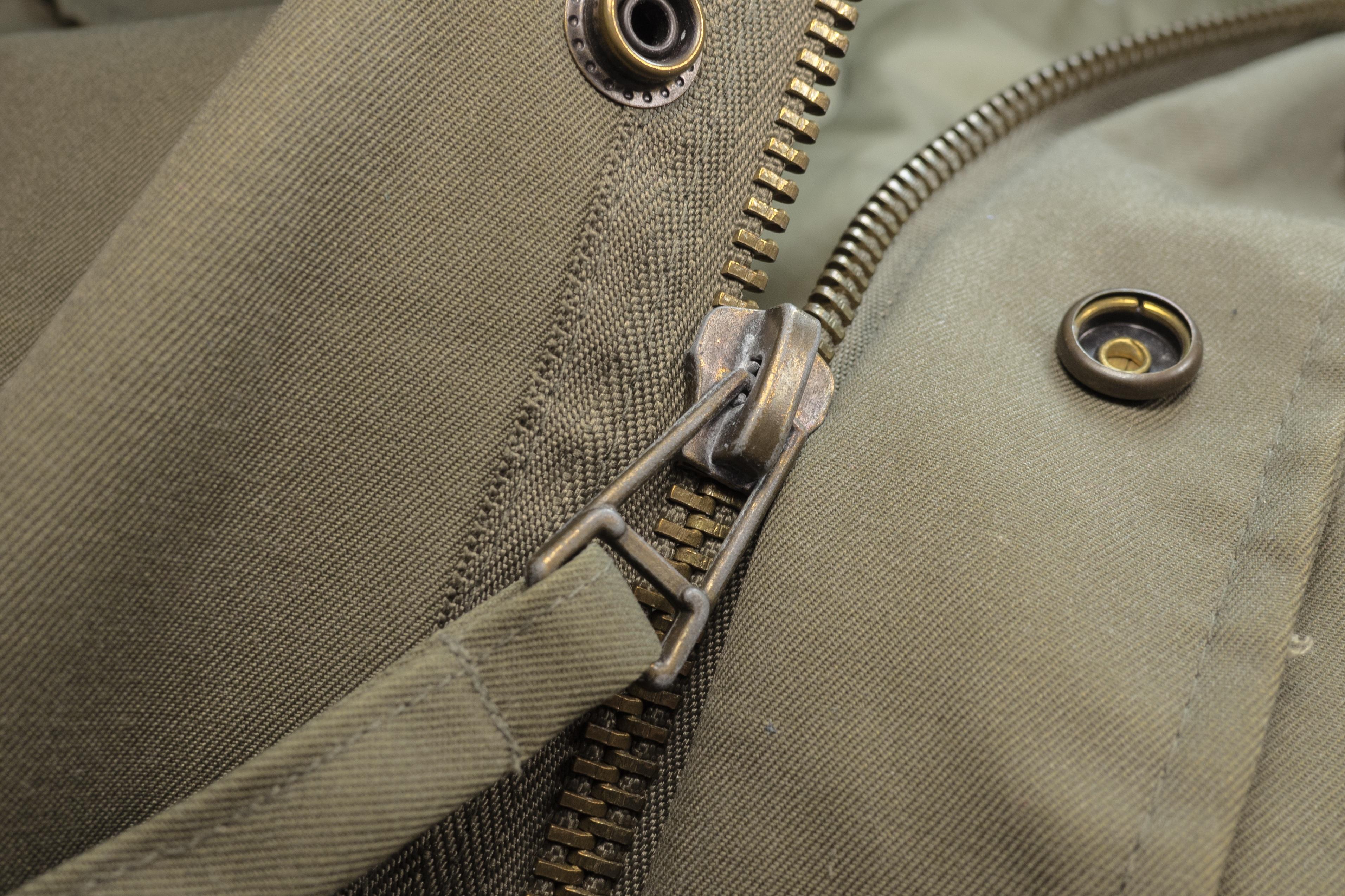 Trykknapper til læder