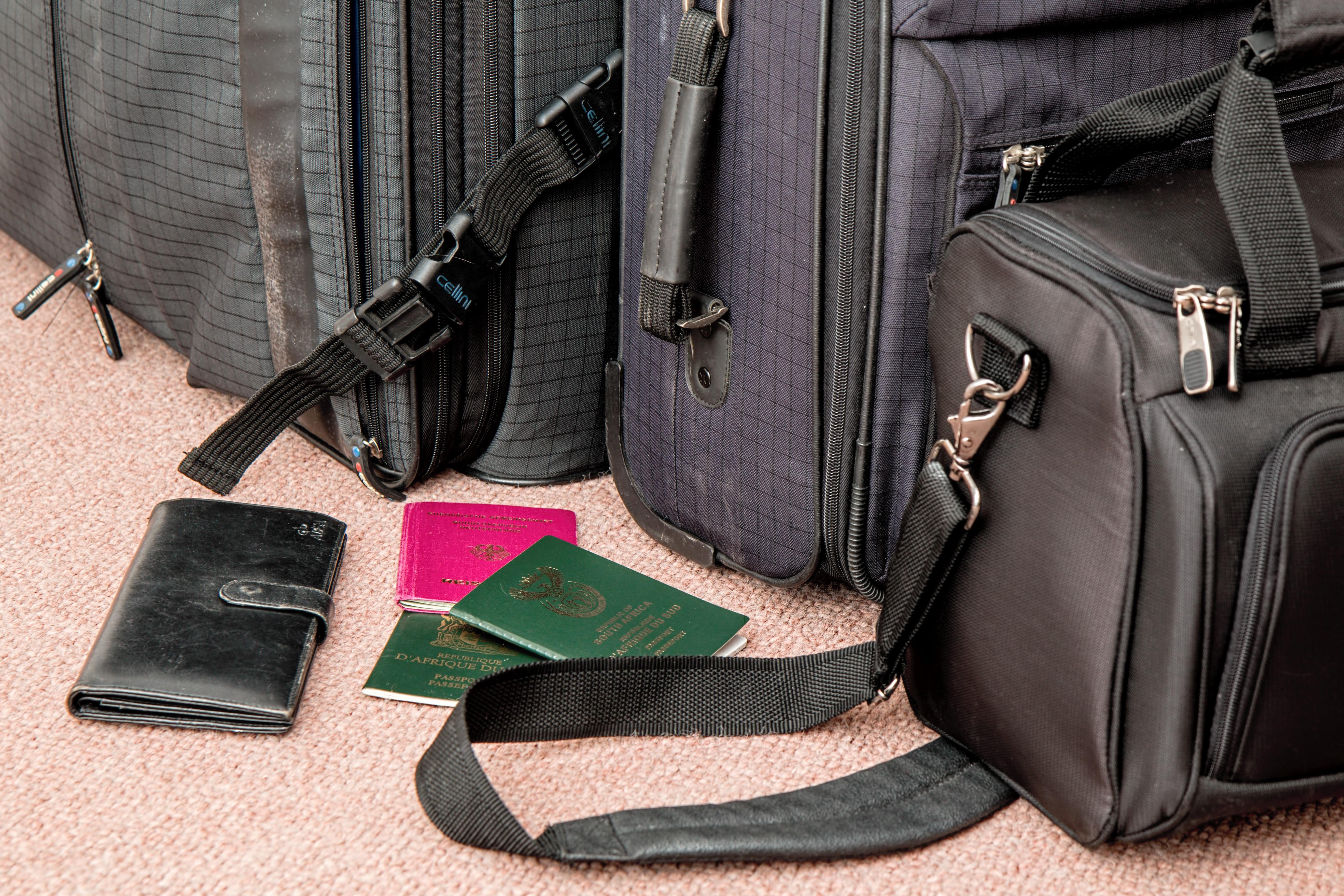 sac à dos de voyage cabine