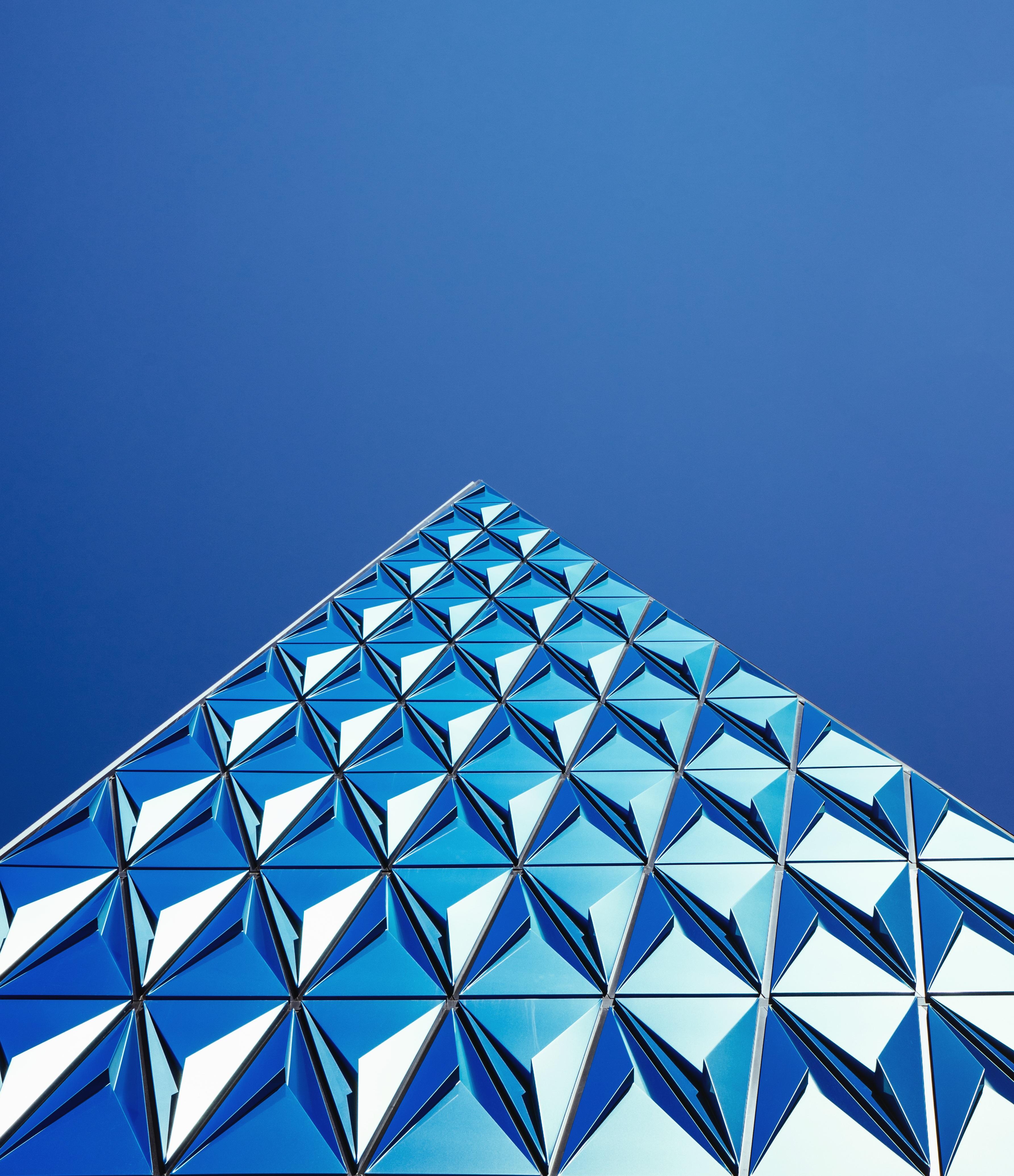 ... Lighting, Modern, Stadium, Circle, Blue Sky, Art, Design, Triangle,  Bright, Symmetry, Toronto, Contemporary, Shape, Architectural, Building  Exterior, ...