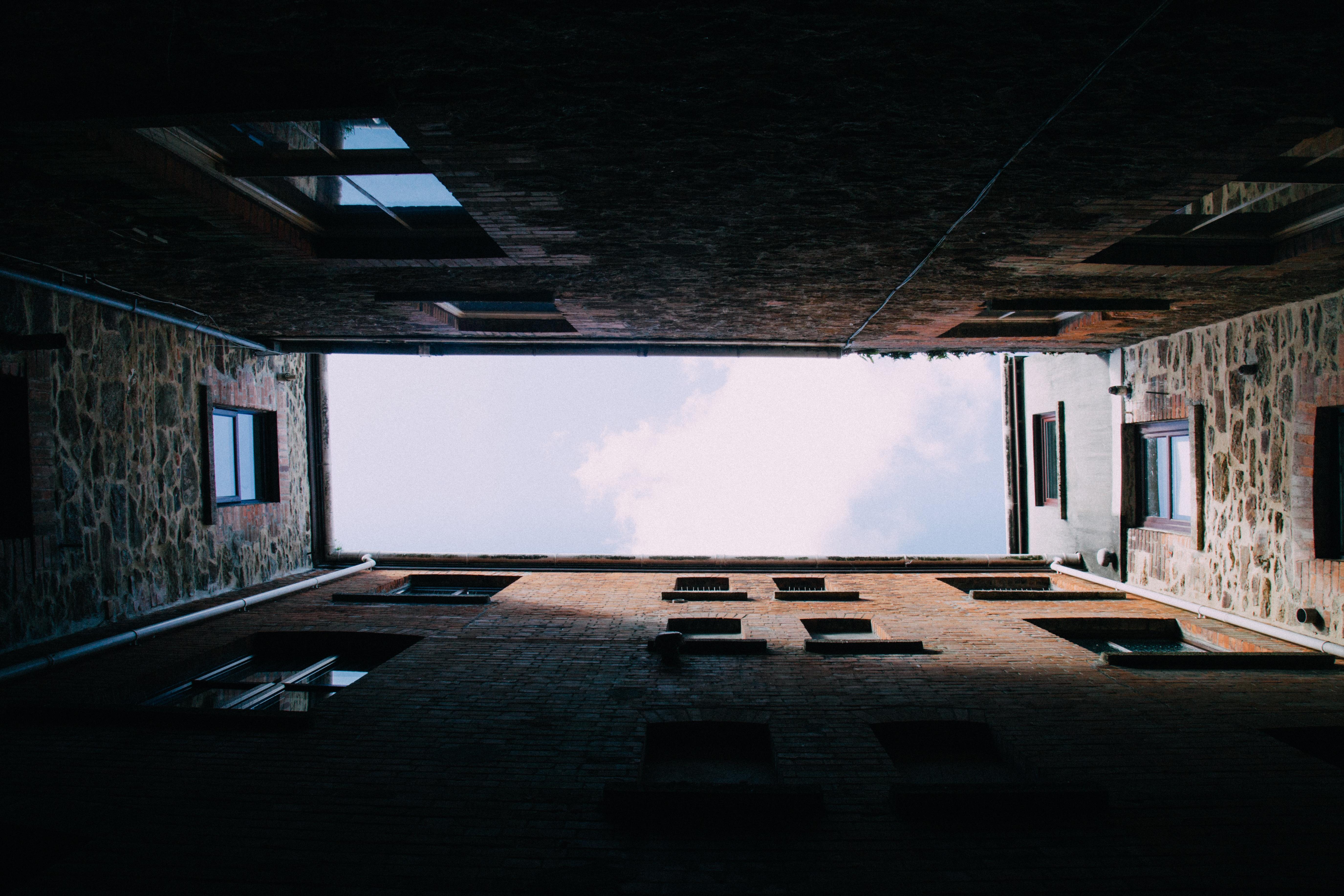 Images Gratuites : lumière, architecture, nuit, maison, obscurité ...