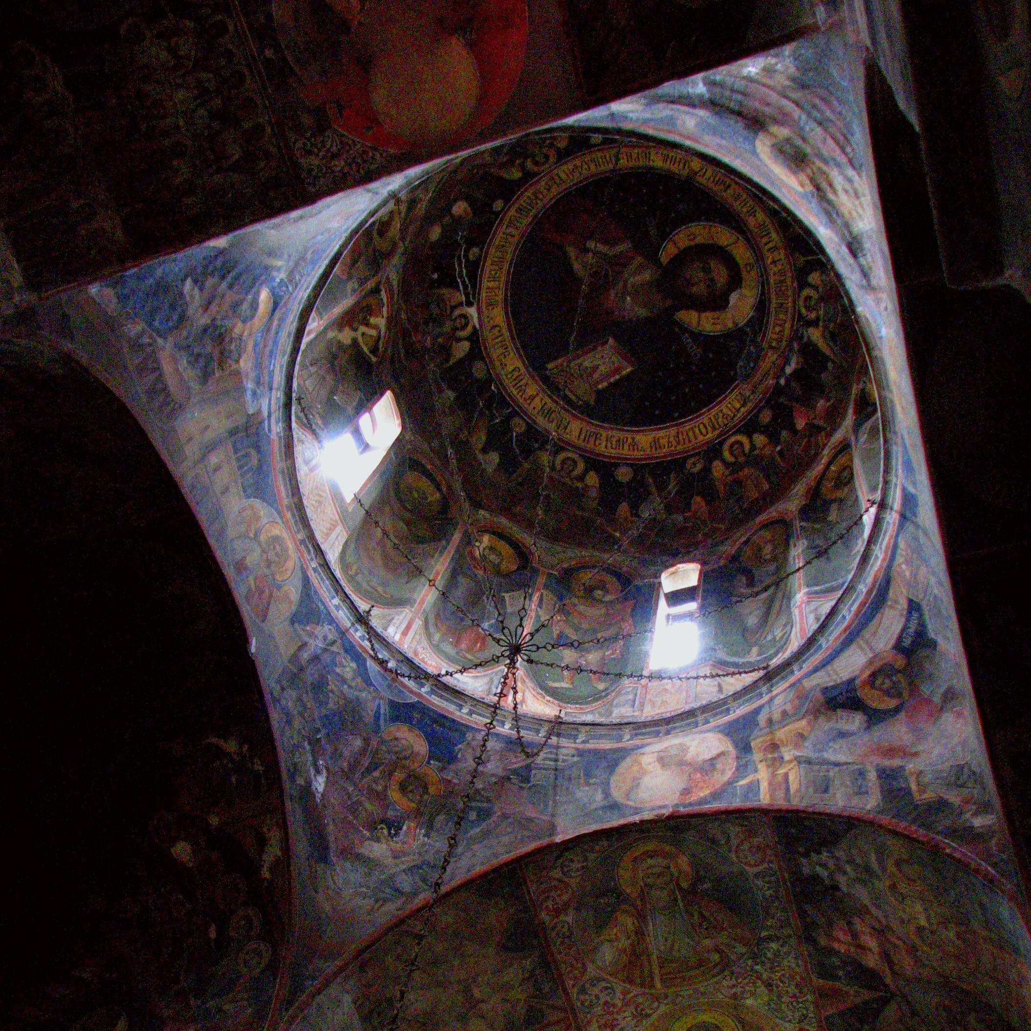 camera dome intérieur