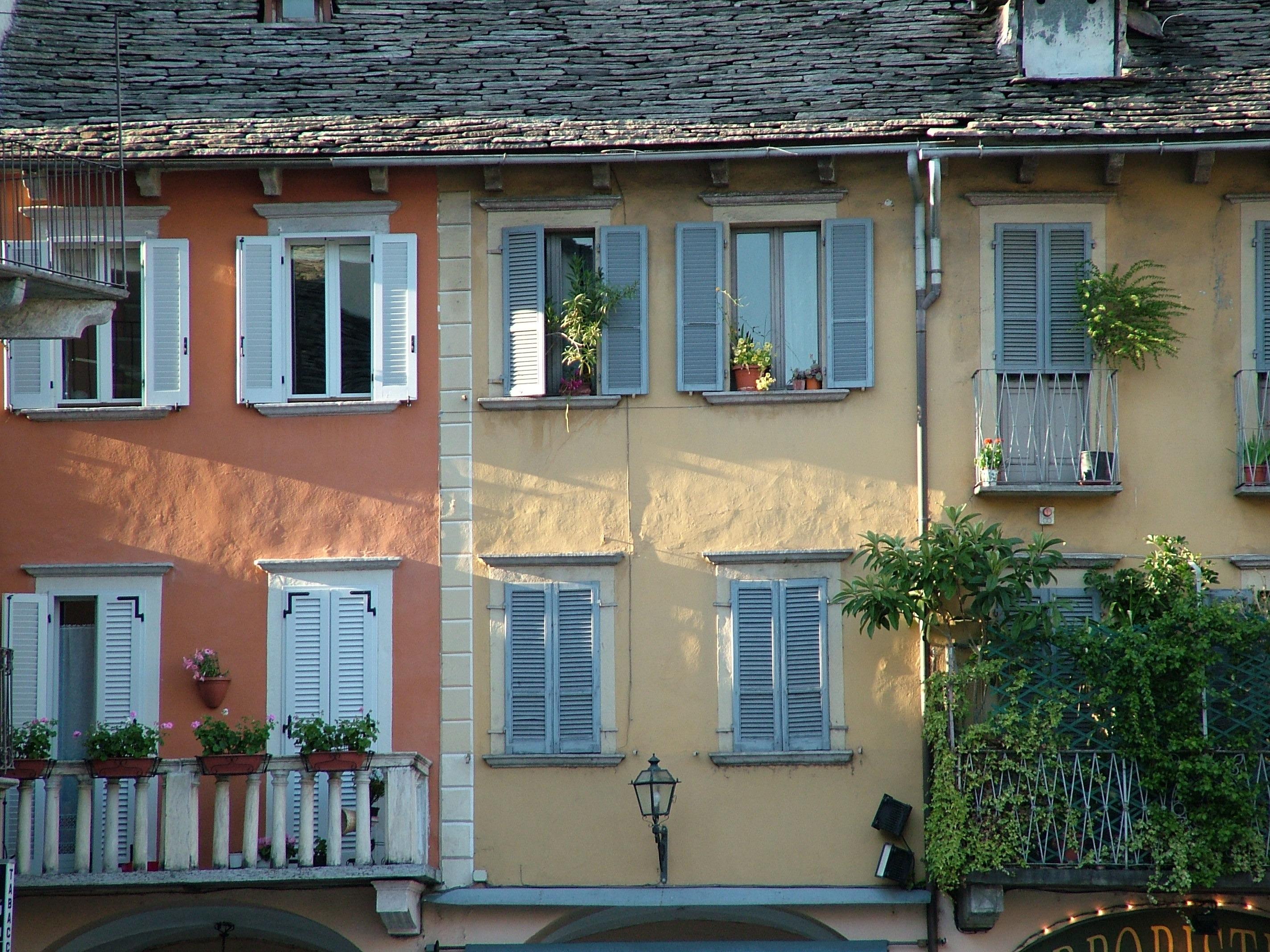 Gambar Cahaya Arsitektur Vila Rumah Besar Jendela Bangunan