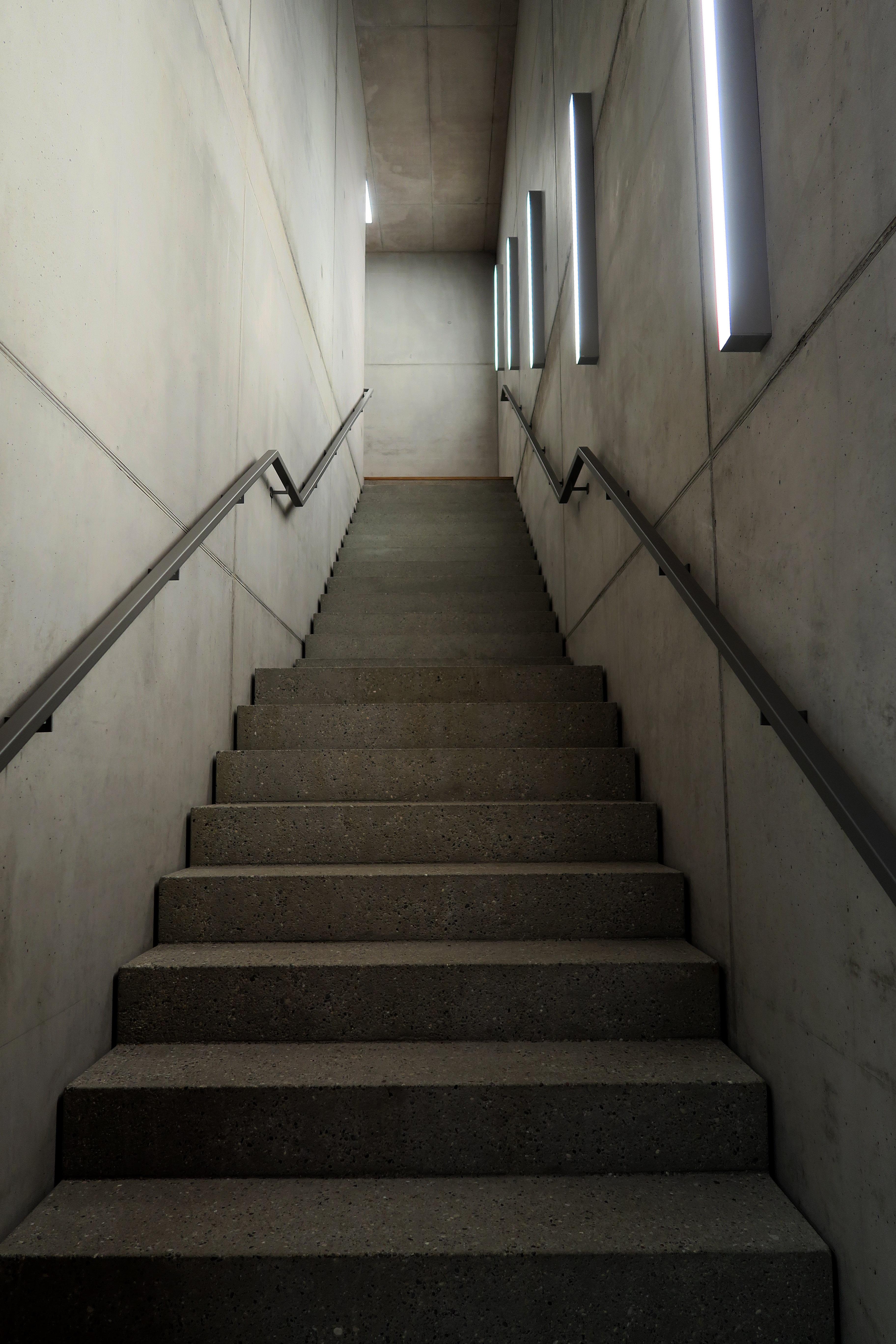 Escalier Interieur Beton Design images gratuites : lumière, architecture, blanc, sol
