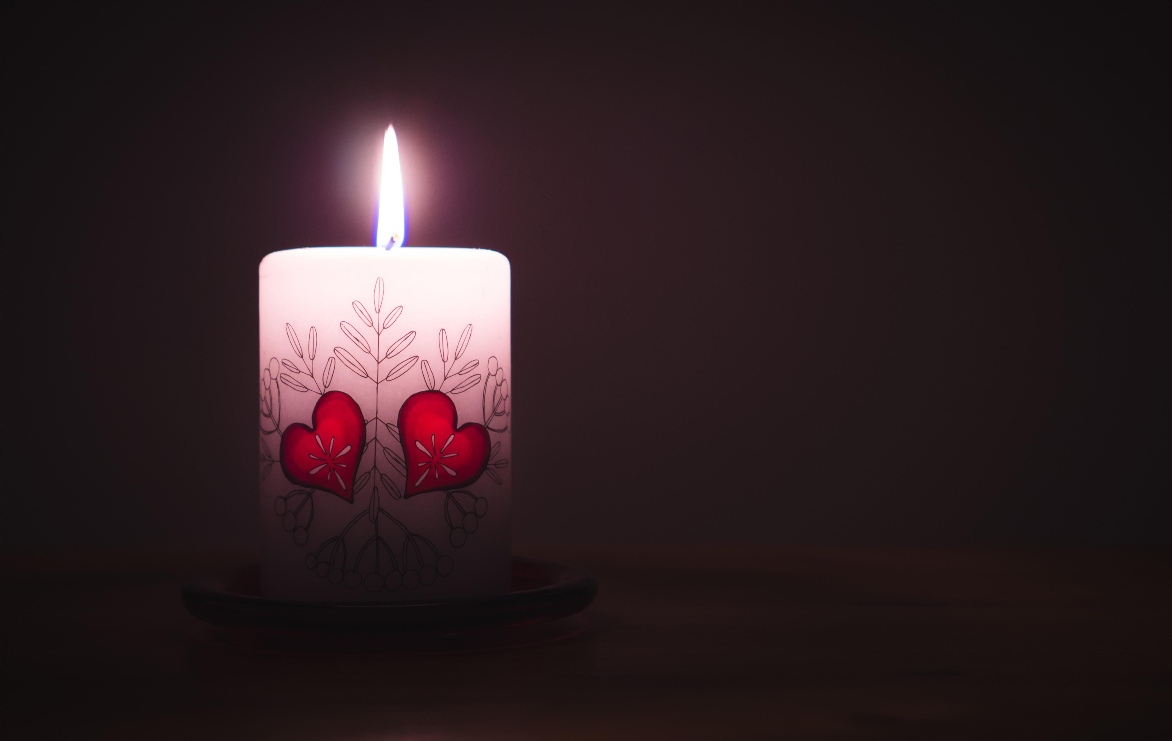 Bien-aimé Images Gratuites : lumière, atmosphère, foncé, fête, amour, cœur  VM13