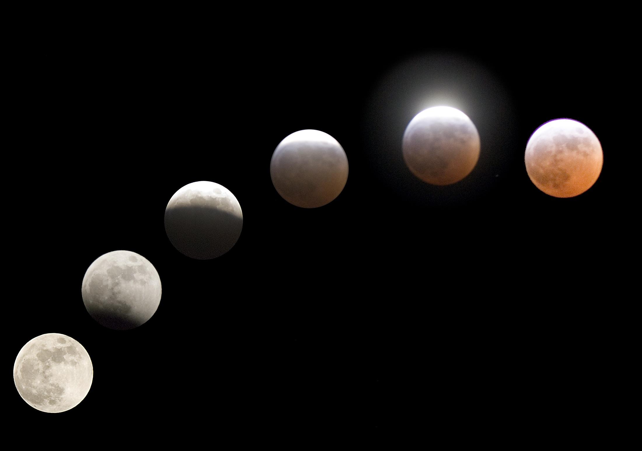 Bien-aimé Images Gratuites : lumière, atmosphère, pleine lune, cercle  JV01