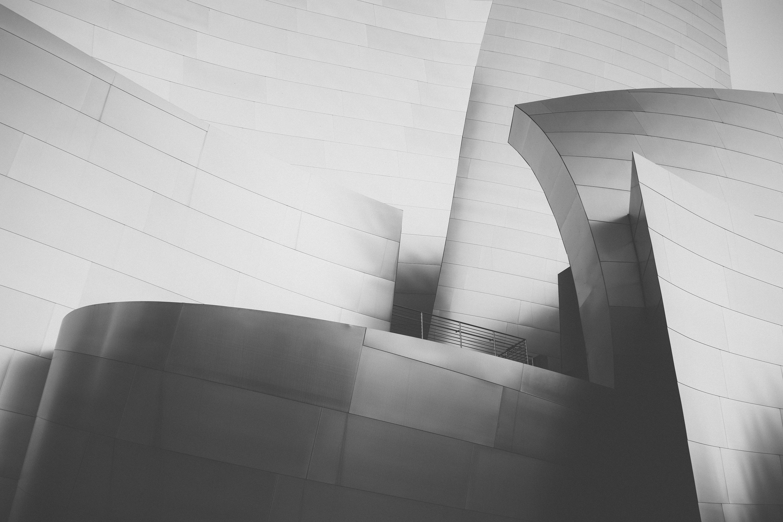 Gambar Cahaya Hitam Dan Putih Arsitektur Struktur Rumah