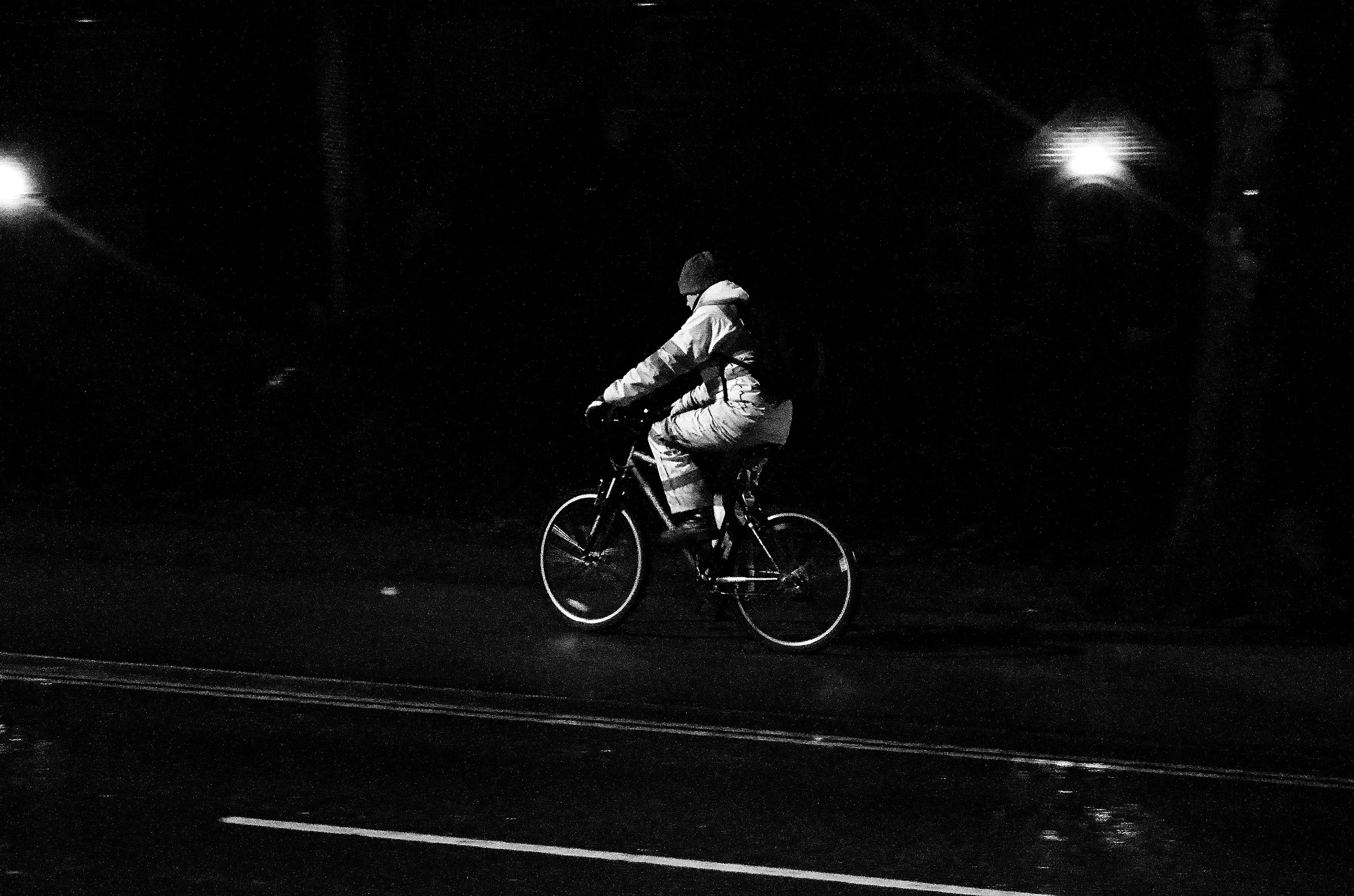 Kostenlose foto  Licht Schwarz und wei Menschen Wei Nacht