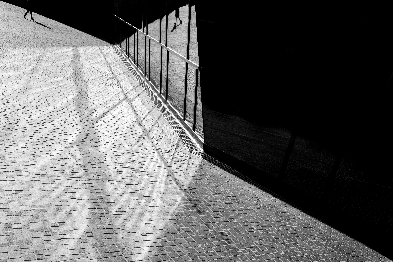 Mirror Reflection Light Shadow
