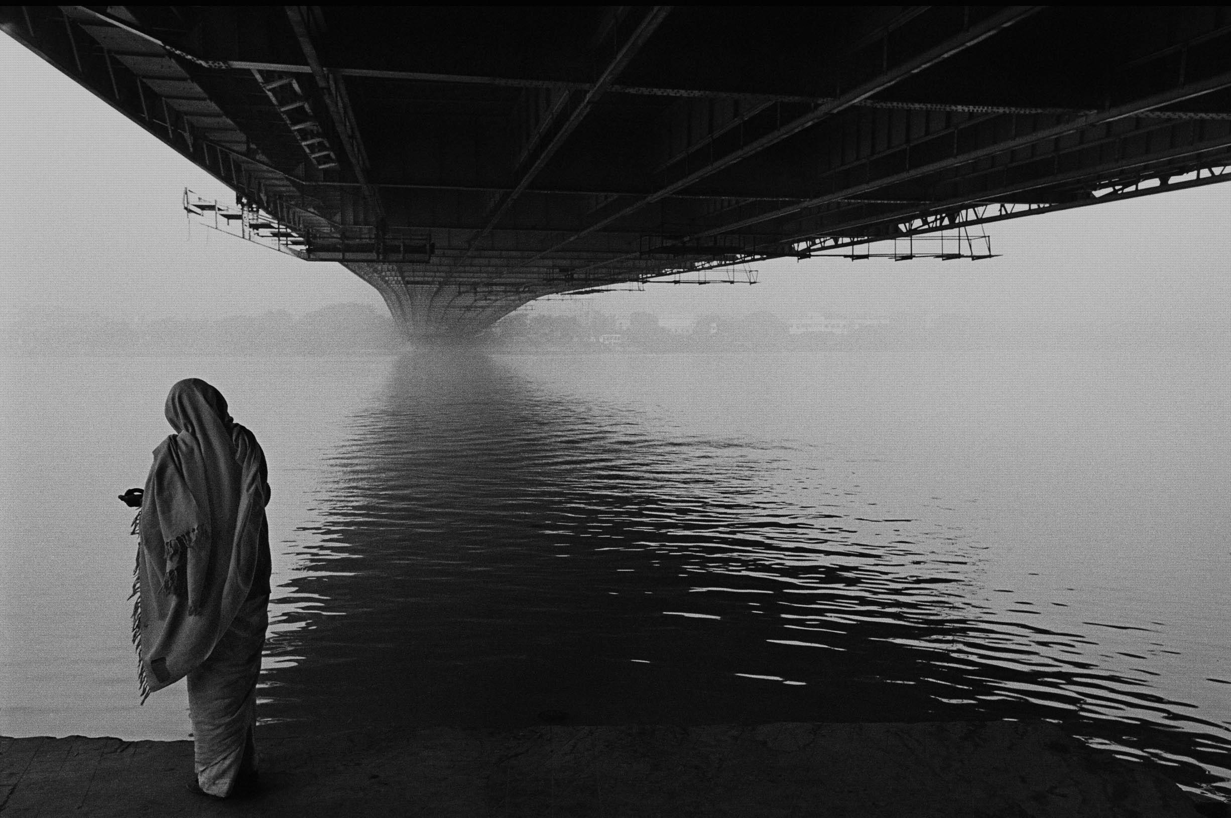 Light black and white white bridge photography reflection darkness black monochrome photograph india shape kolkata monochrome