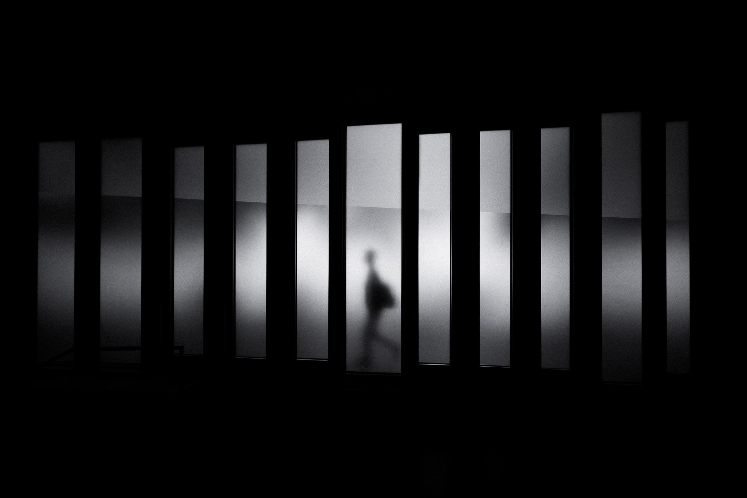 Connu Images Gratuites : lumière, noir et blanc, nuit, la photographie  QP51