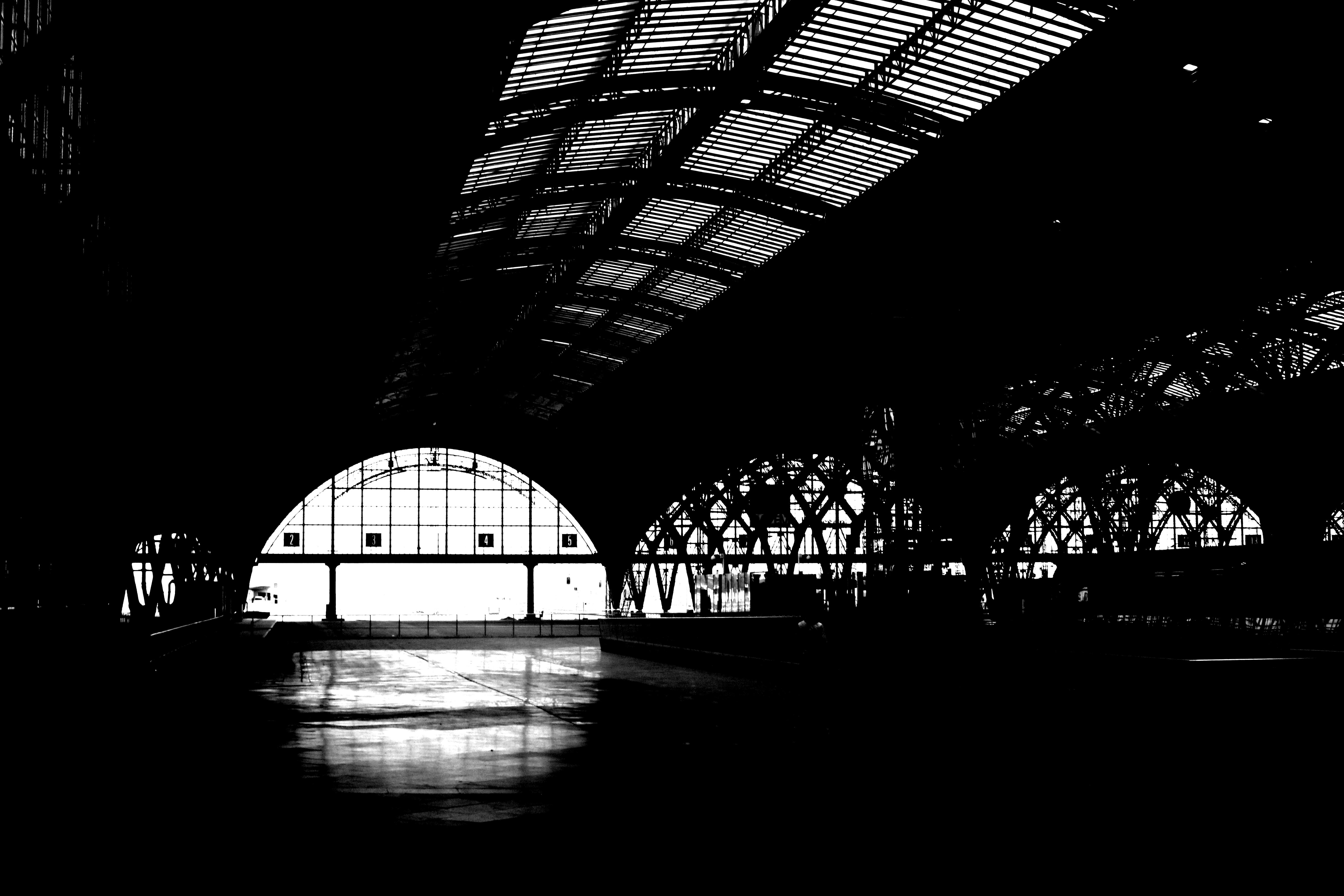 Leipzig Fotografie kostenlose foto licht schwarz und weiß weiß skyline nacht
