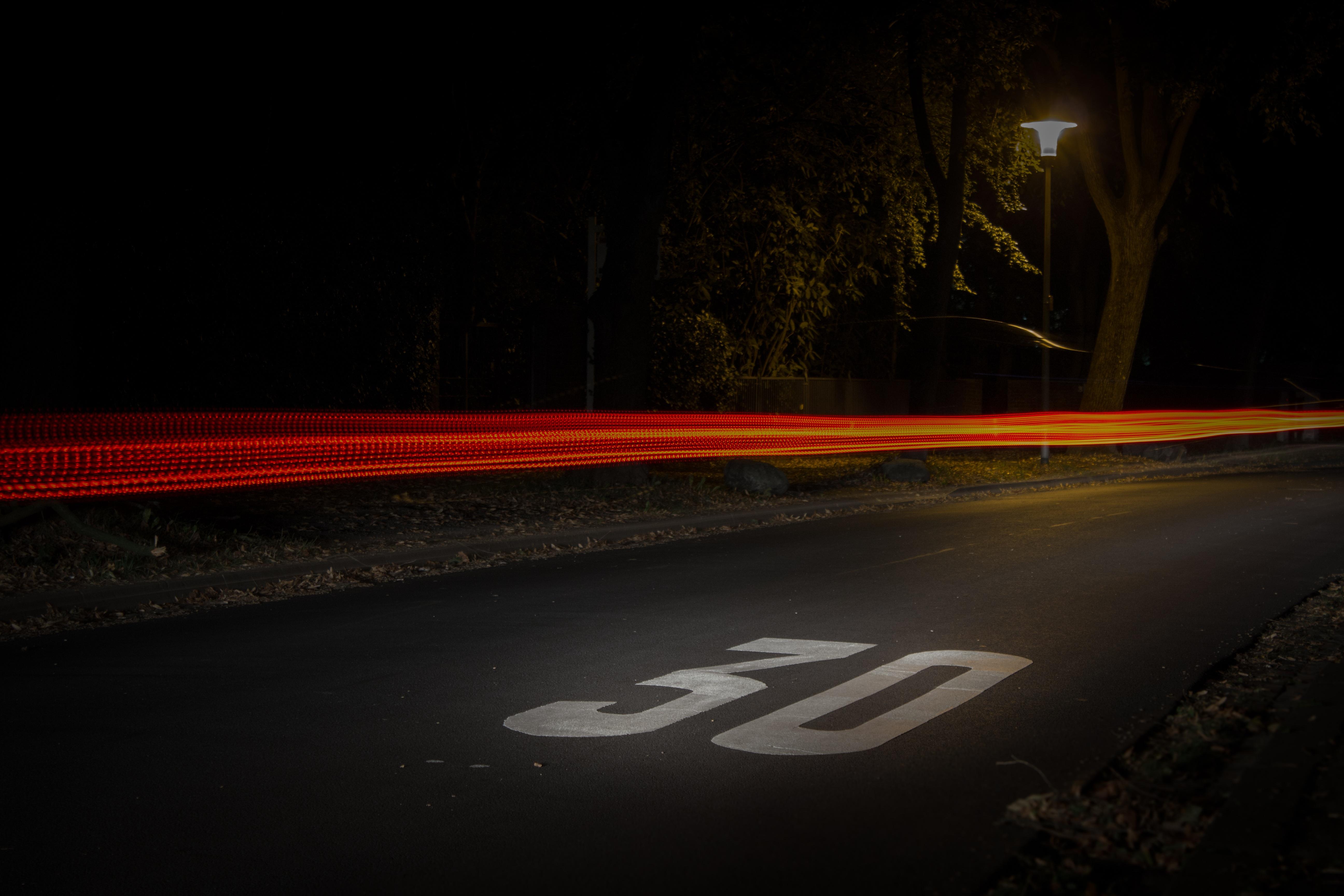 Gratis Afbeeldingen : licht, vervagen, weg, straat, nacht, snelweg ...