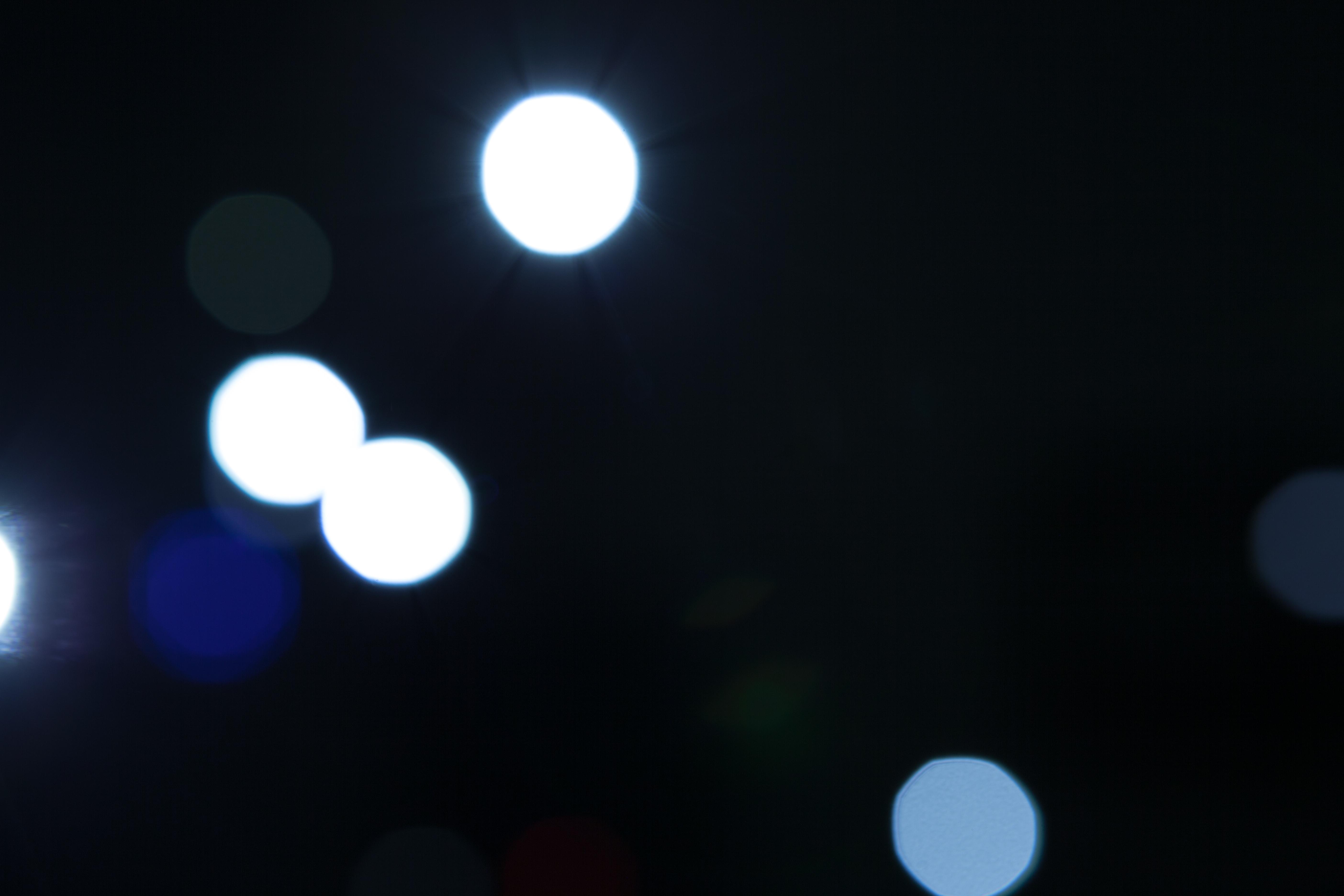 Free Images Light Bokeh Night Atmosphere Darkness