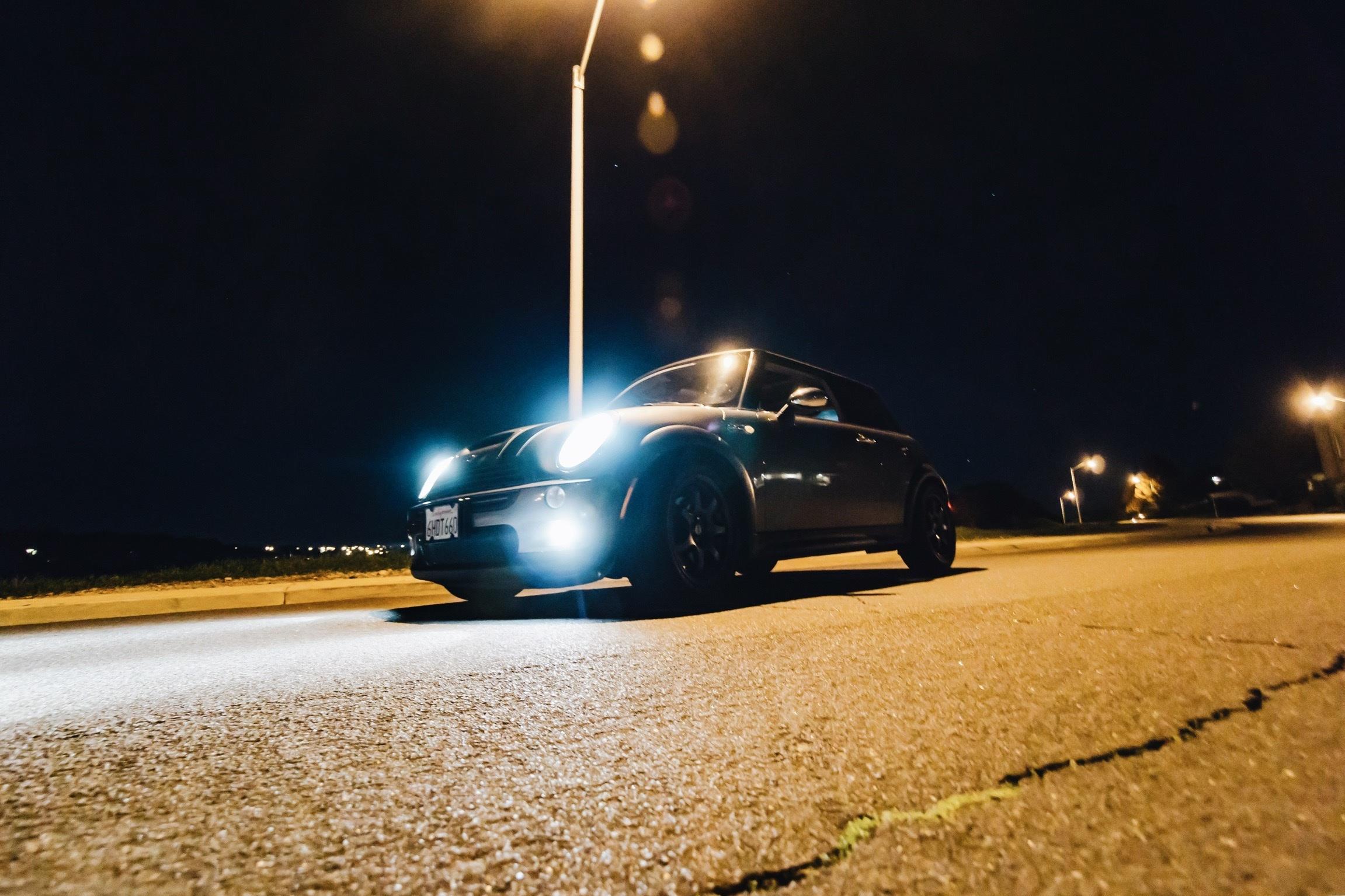 Ночь машина картинки
