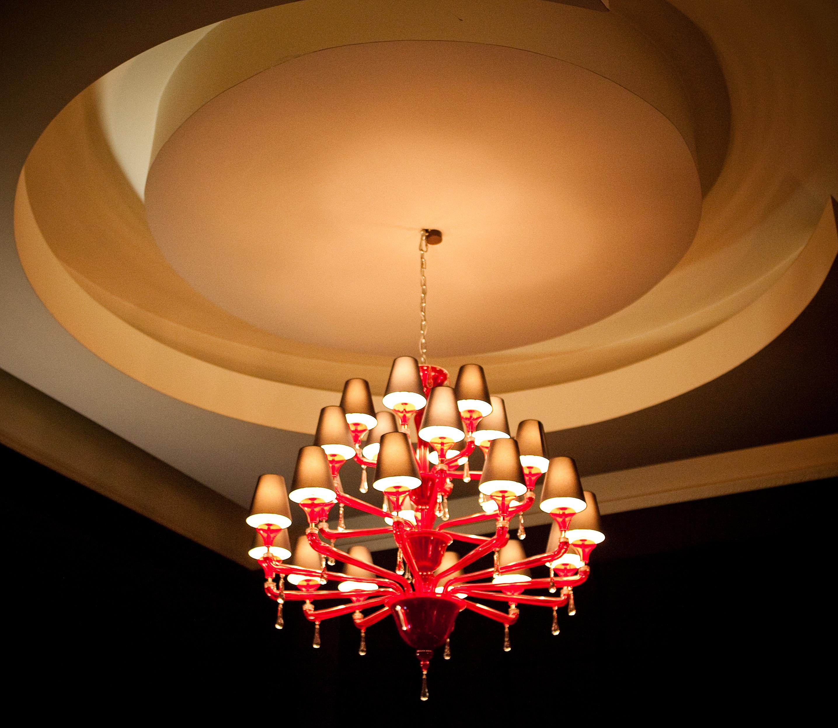 Images Gratuites Lumière Plafond Rouge Lampe éclairage Décor