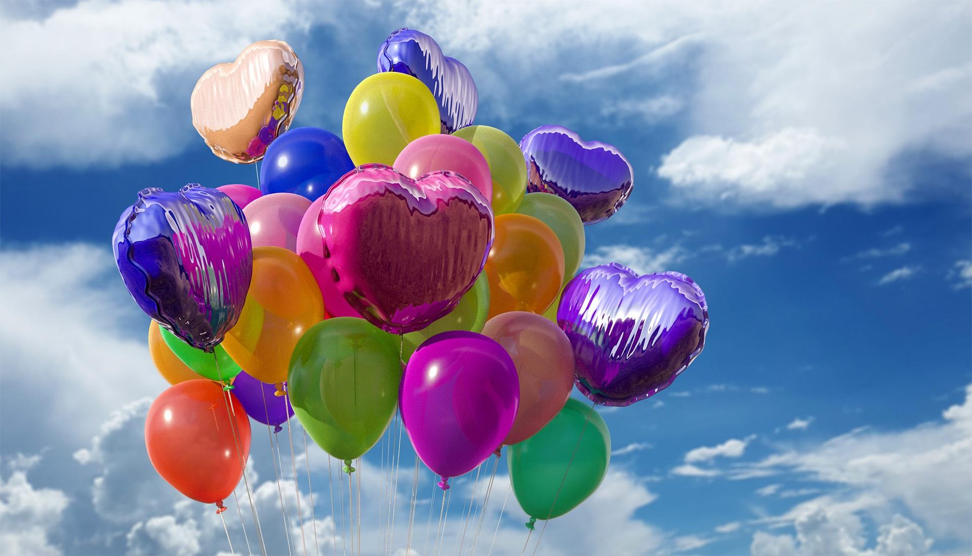 Ballonnen Met Licht : Gratis afbeeldingen licht wolk hemel lucht plastic bloem