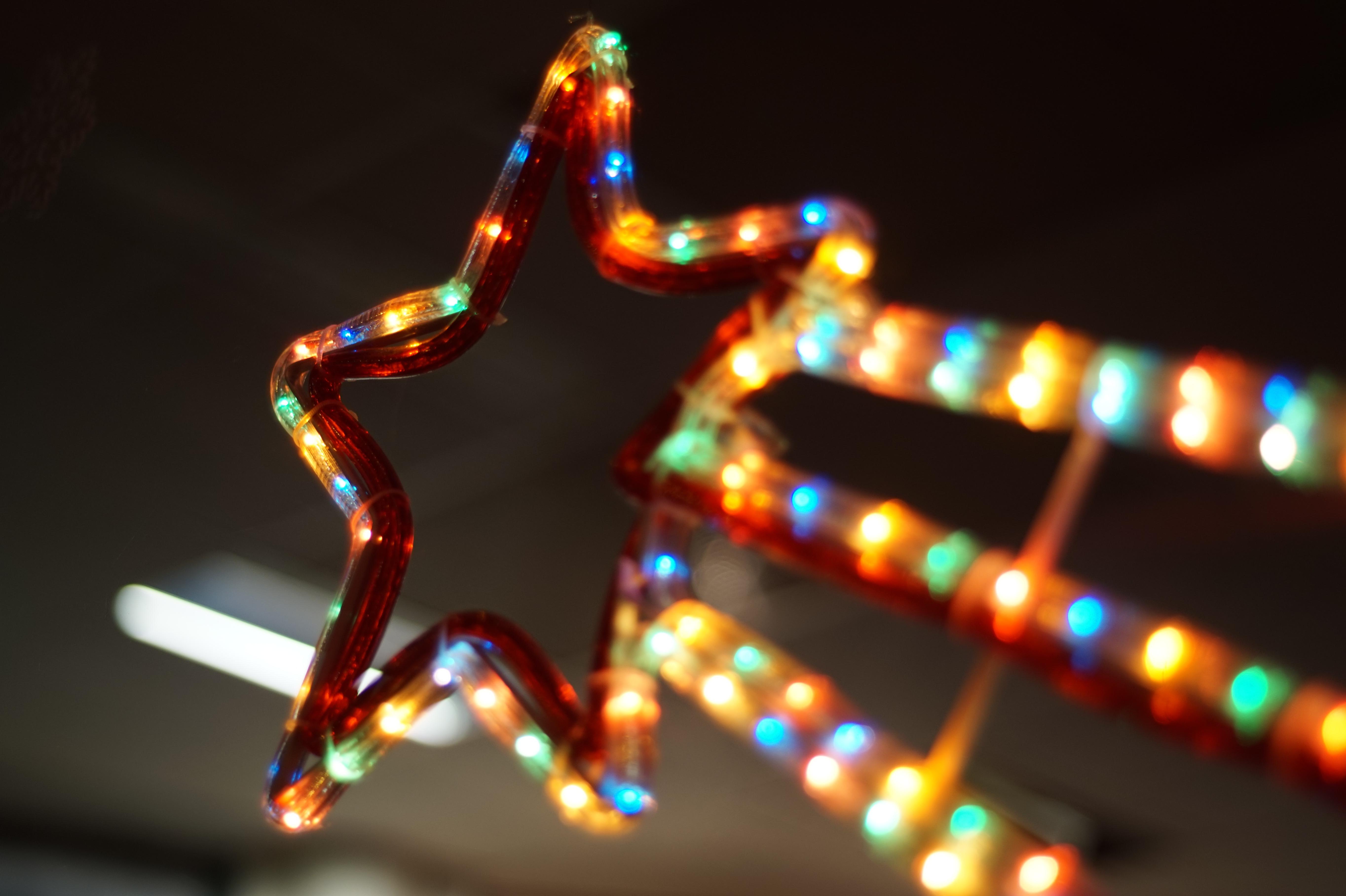 Free Christmas Lights.Free Images Light Color Lighting Christmas Tree