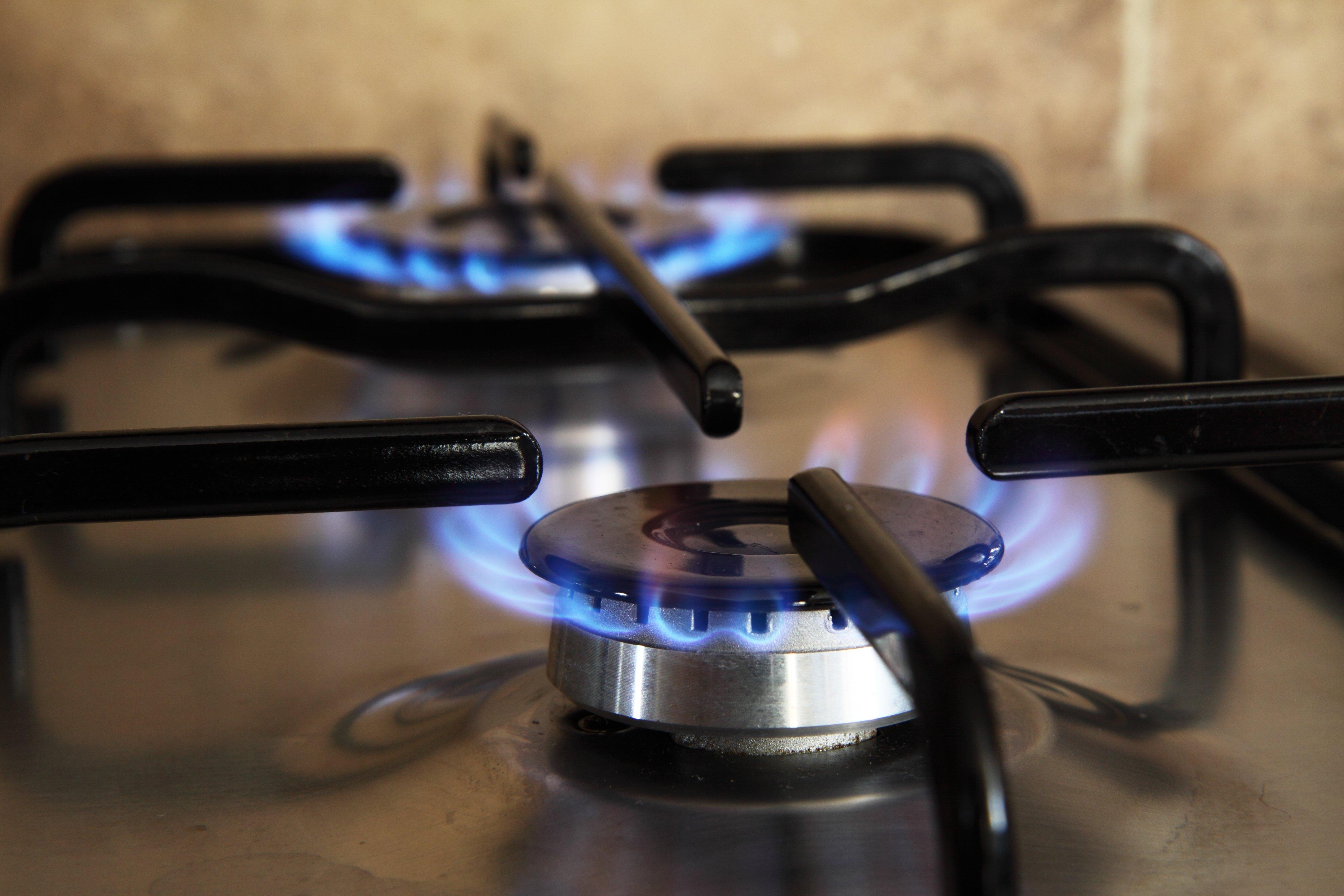 Cahaya Memasak Alam Dapur Api Panas Energi Kompor Alat Membakar Kekuasaan Kacamata