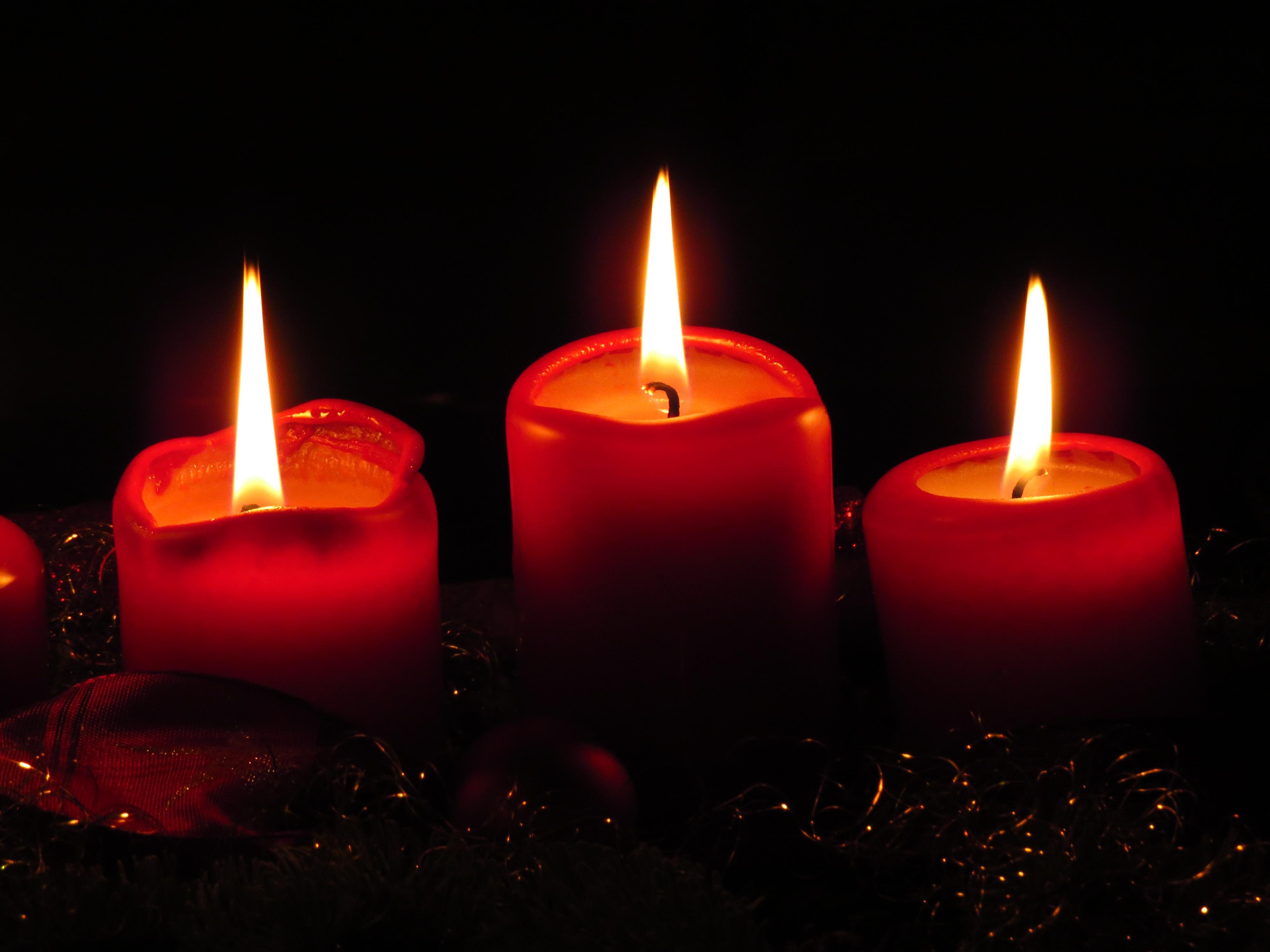 Immagini belle leggero vacanza fiamma fuoco romantico