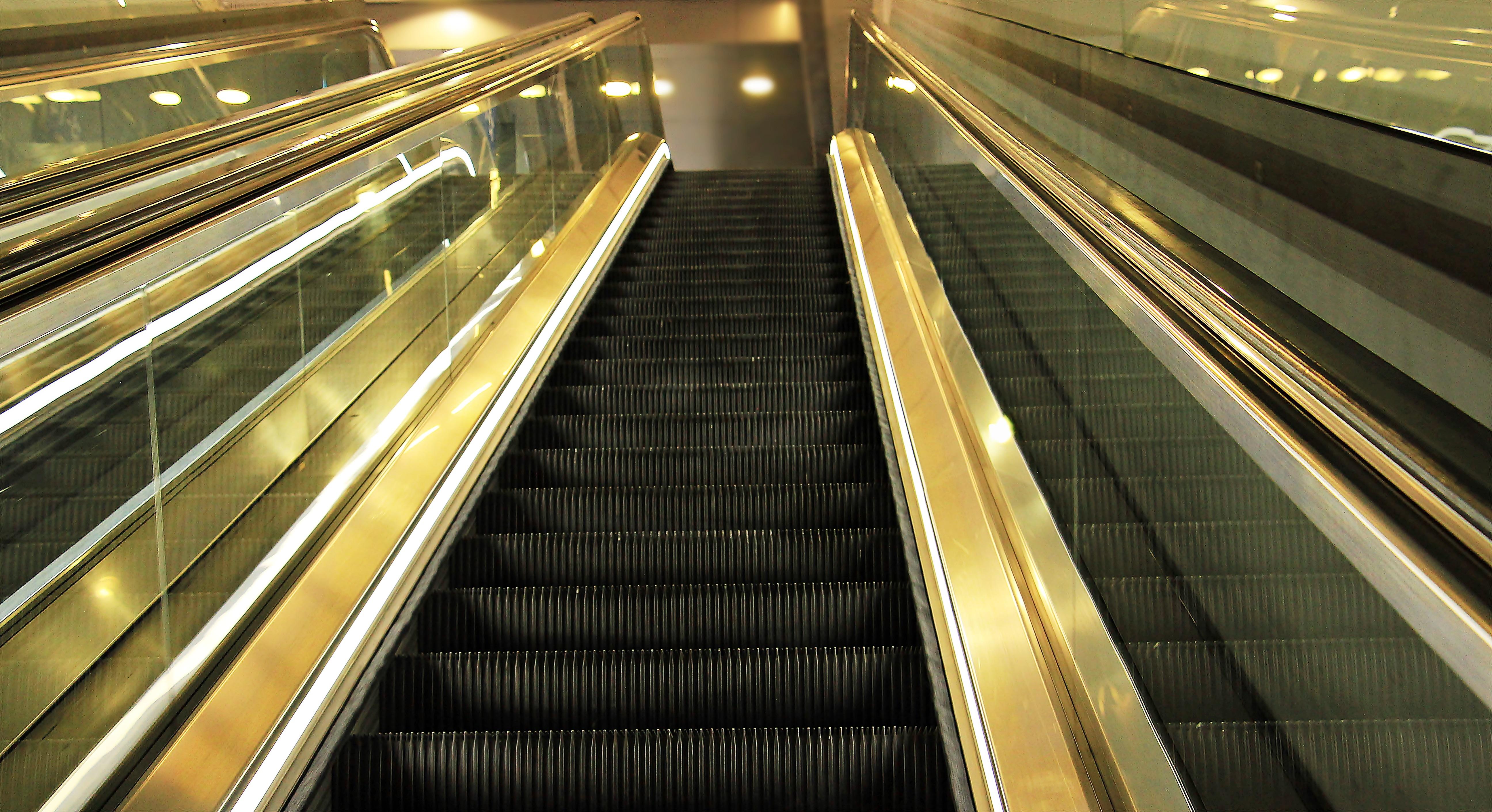 Free Images Light Escalator Movement Public Transport