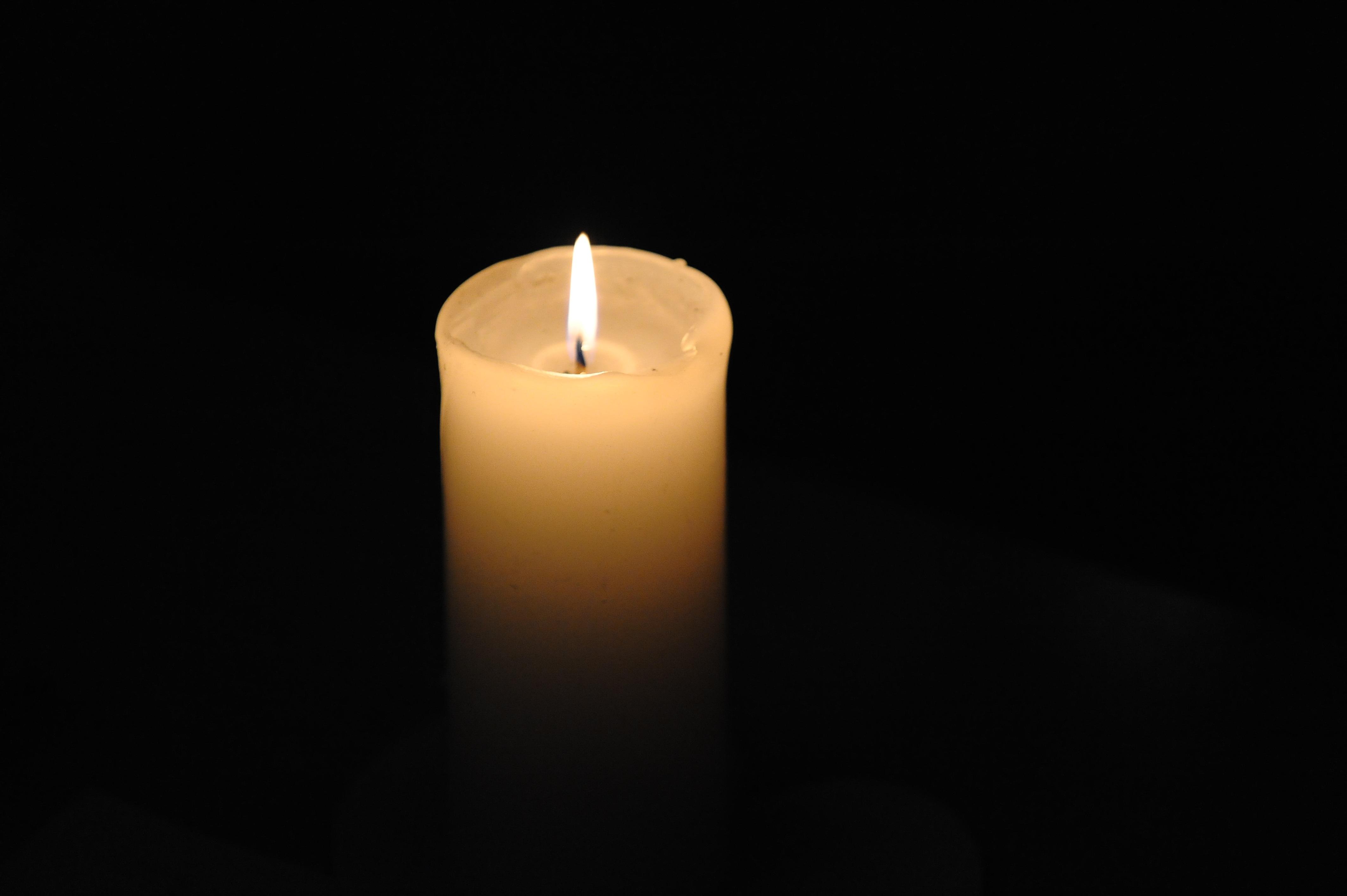 무료 이미지 어둠 양초 조명 장식 전등 기도 염원 희생 밝기 복음 불꽃없는 촛불