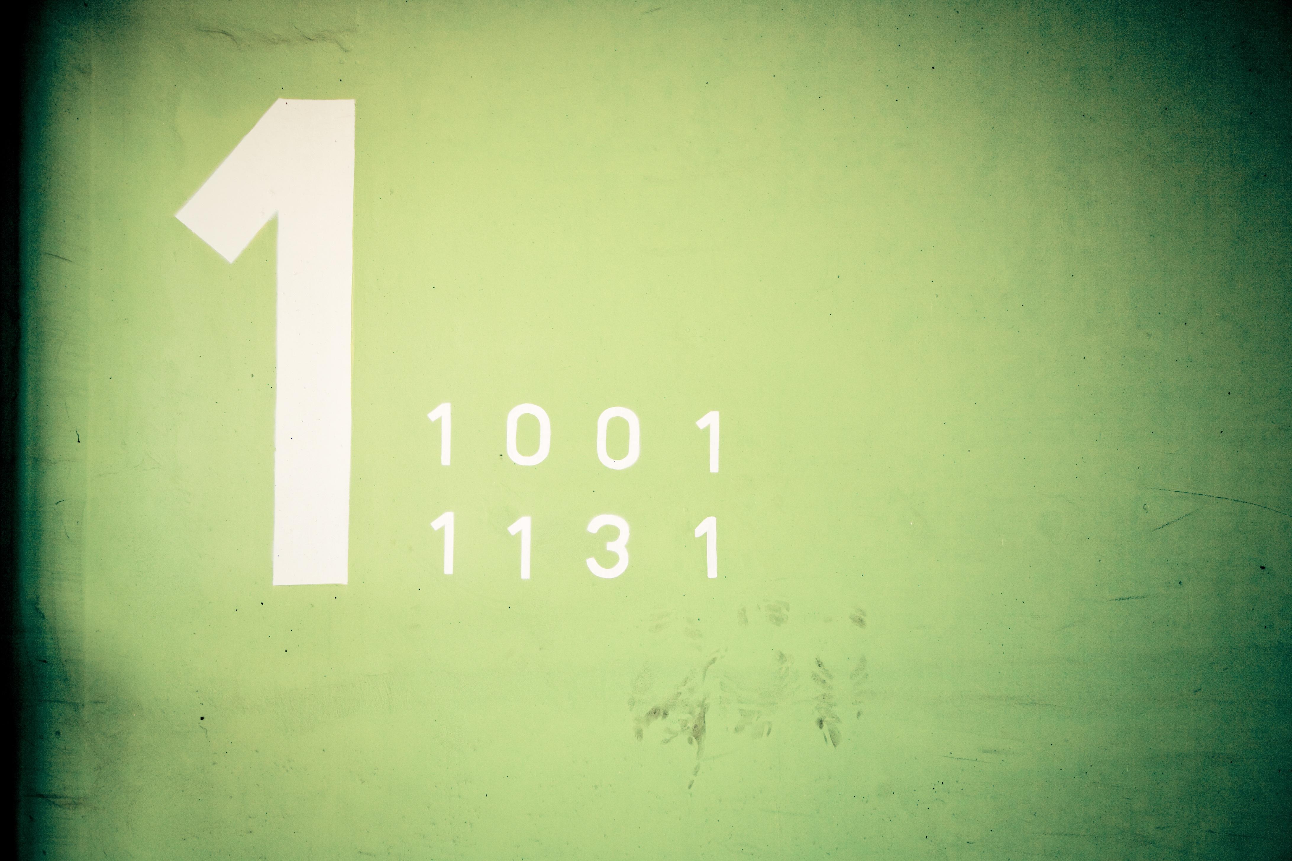 Free Images : light, floor, number, line, green, color, darkness ...