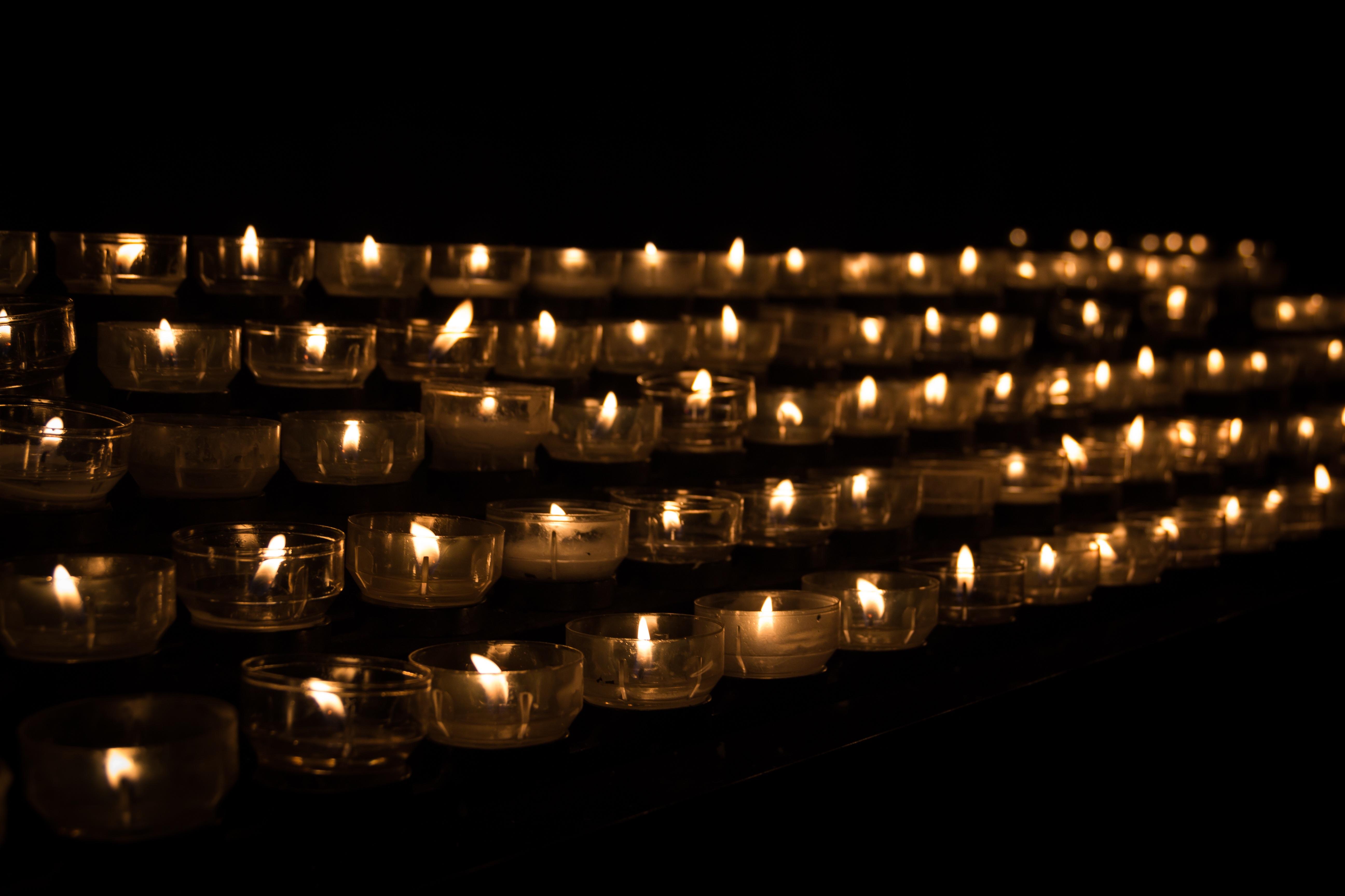 Decoration Peace Fire Religion Darkness Rest Christian Christmas Lighting Circle Pray Font Memorial Lights Bright Light Fixture Prayer