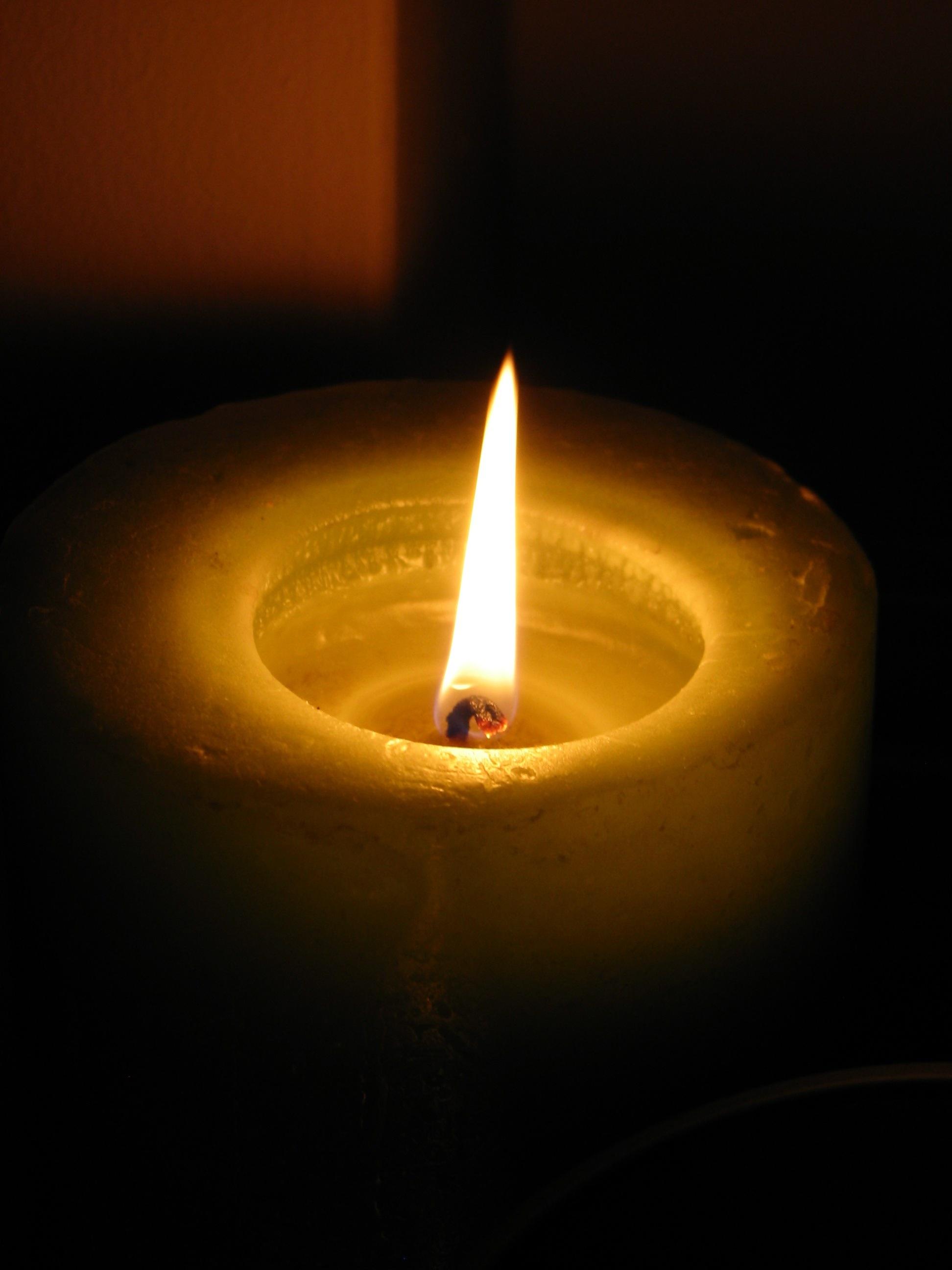 Картинки свеча для одноклассников