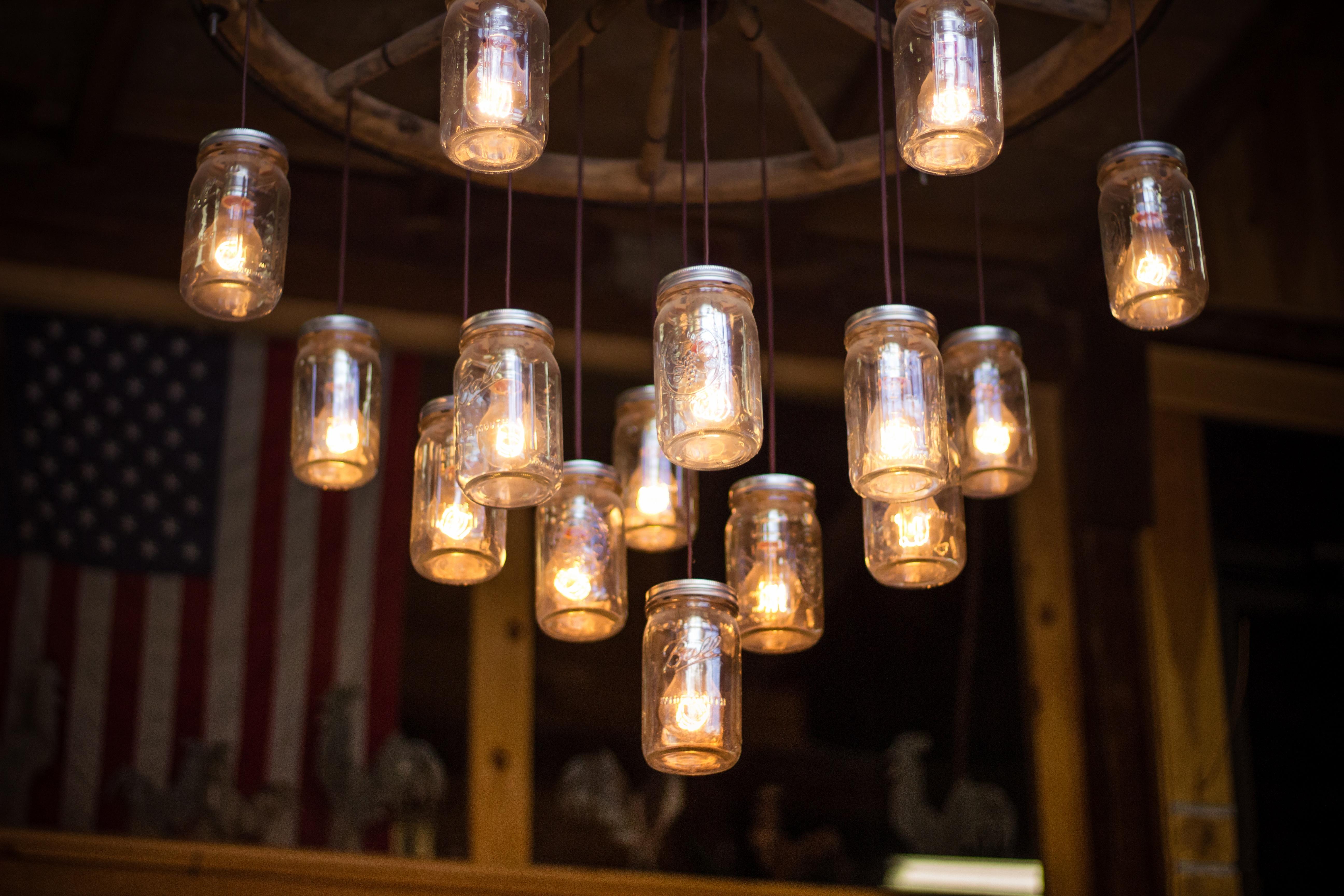 youtube fixtures light lighting diy premium mason jar lantern watch