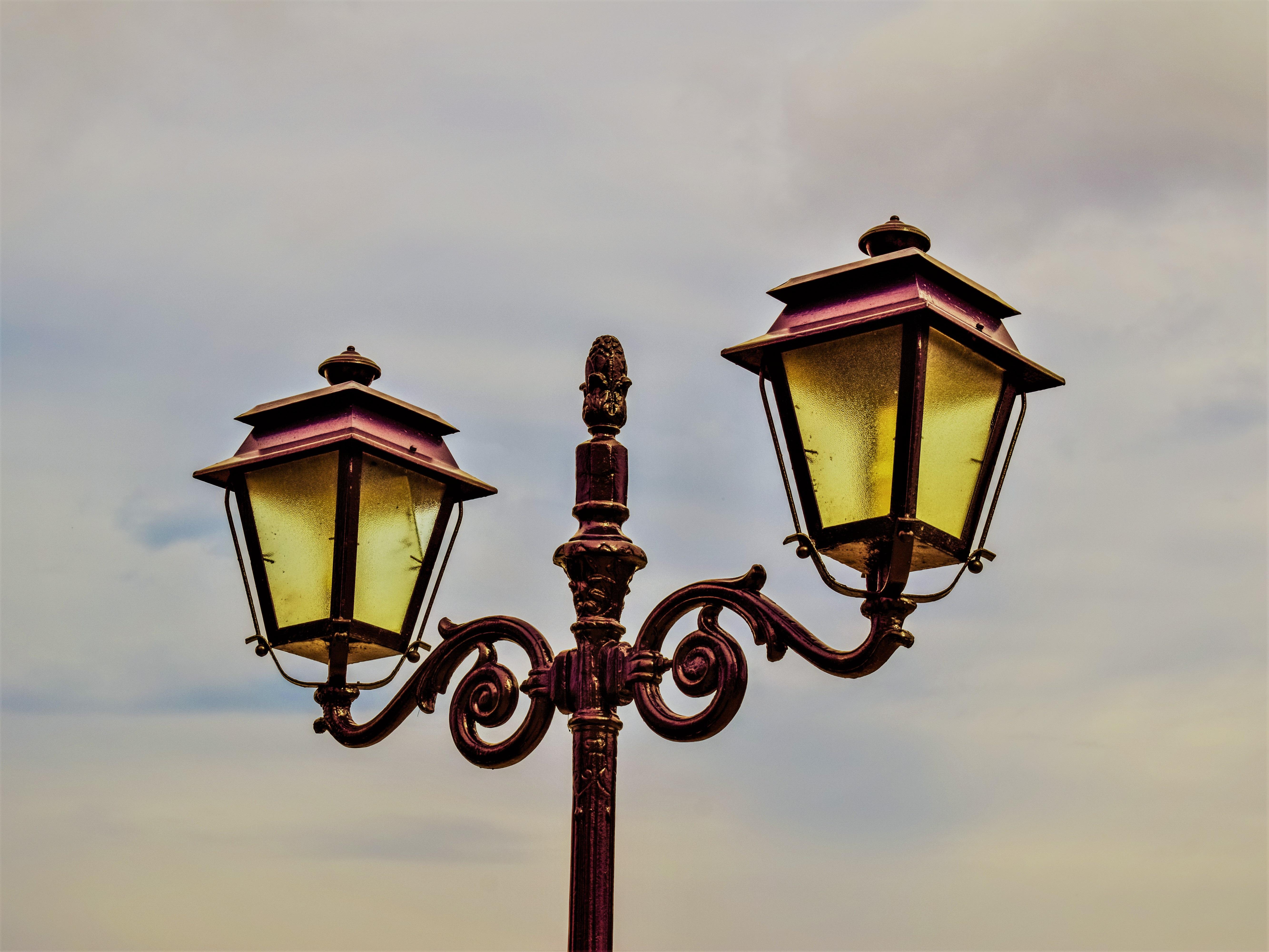 фотогалерея фонари уличные обзоры