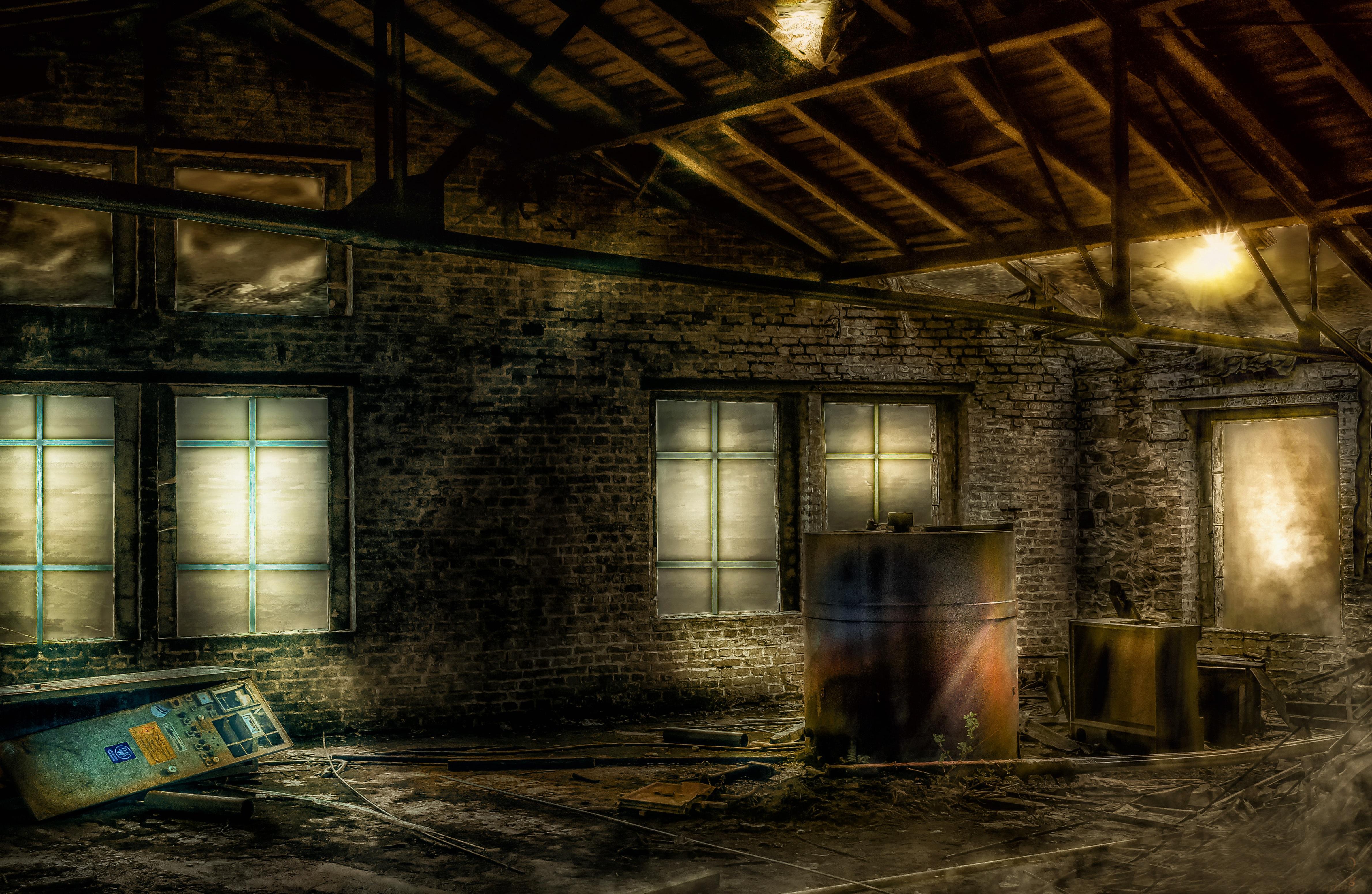 Kostenlose Foto : Licht, Nacht , Verlassen, Dunkelheit, Geheimnisvoll,  Immobilien, Bildschirmfoto, Standorte, Pc Spiel 4760x3103