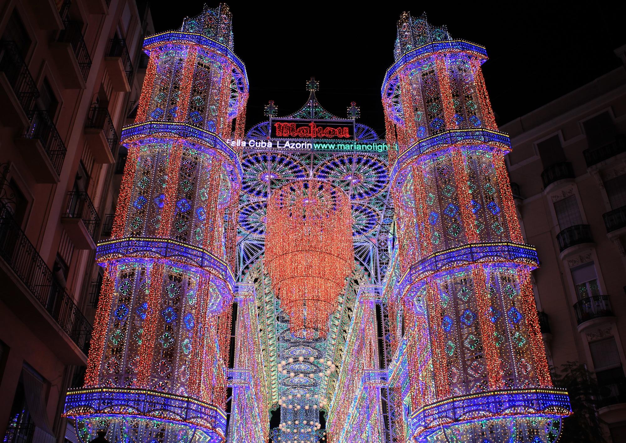 Images Gratuites Lumiere Nuit Cathedrale Eclairage Lieu De