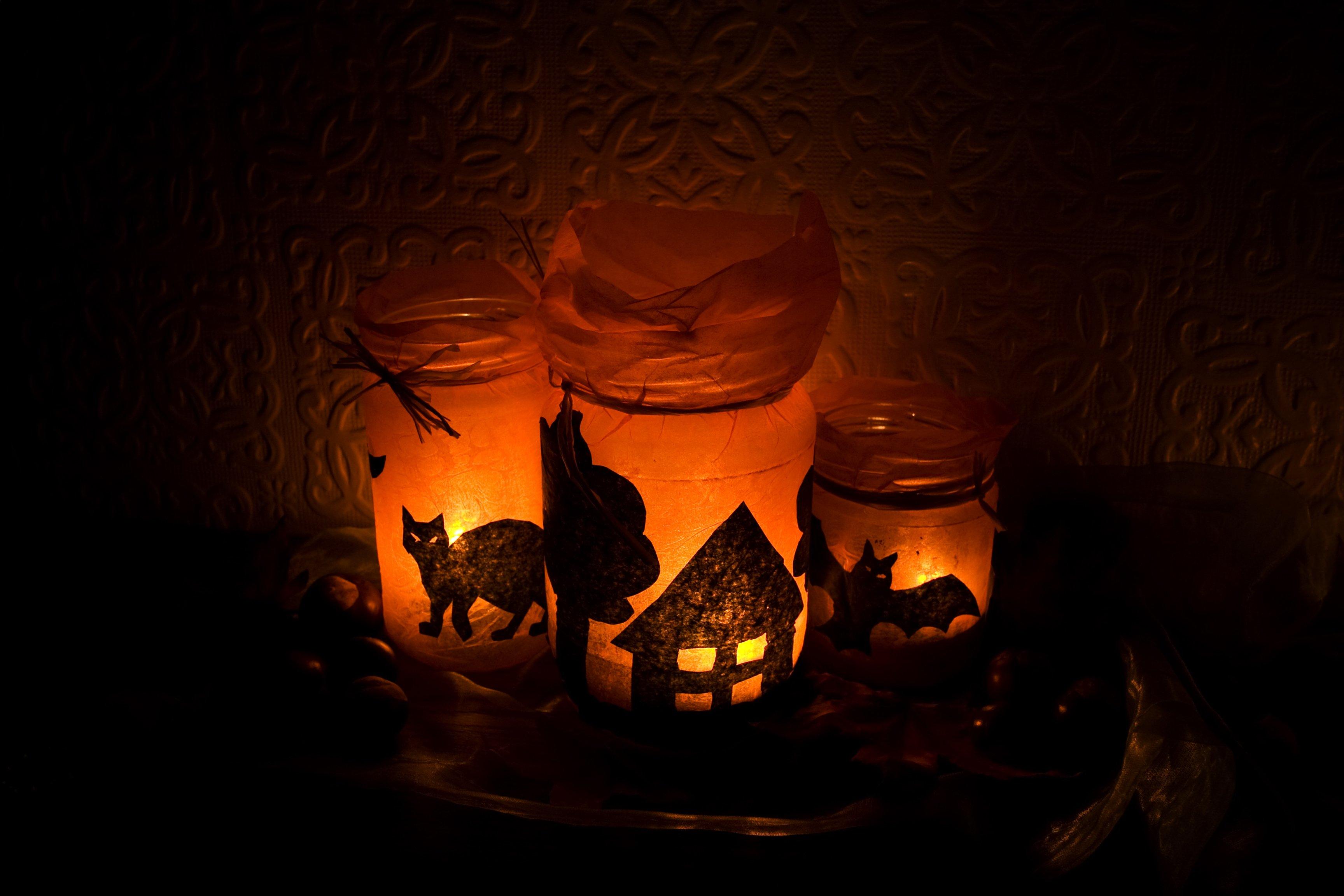 Decorazione di halloween congelato decorazioni di compleanno