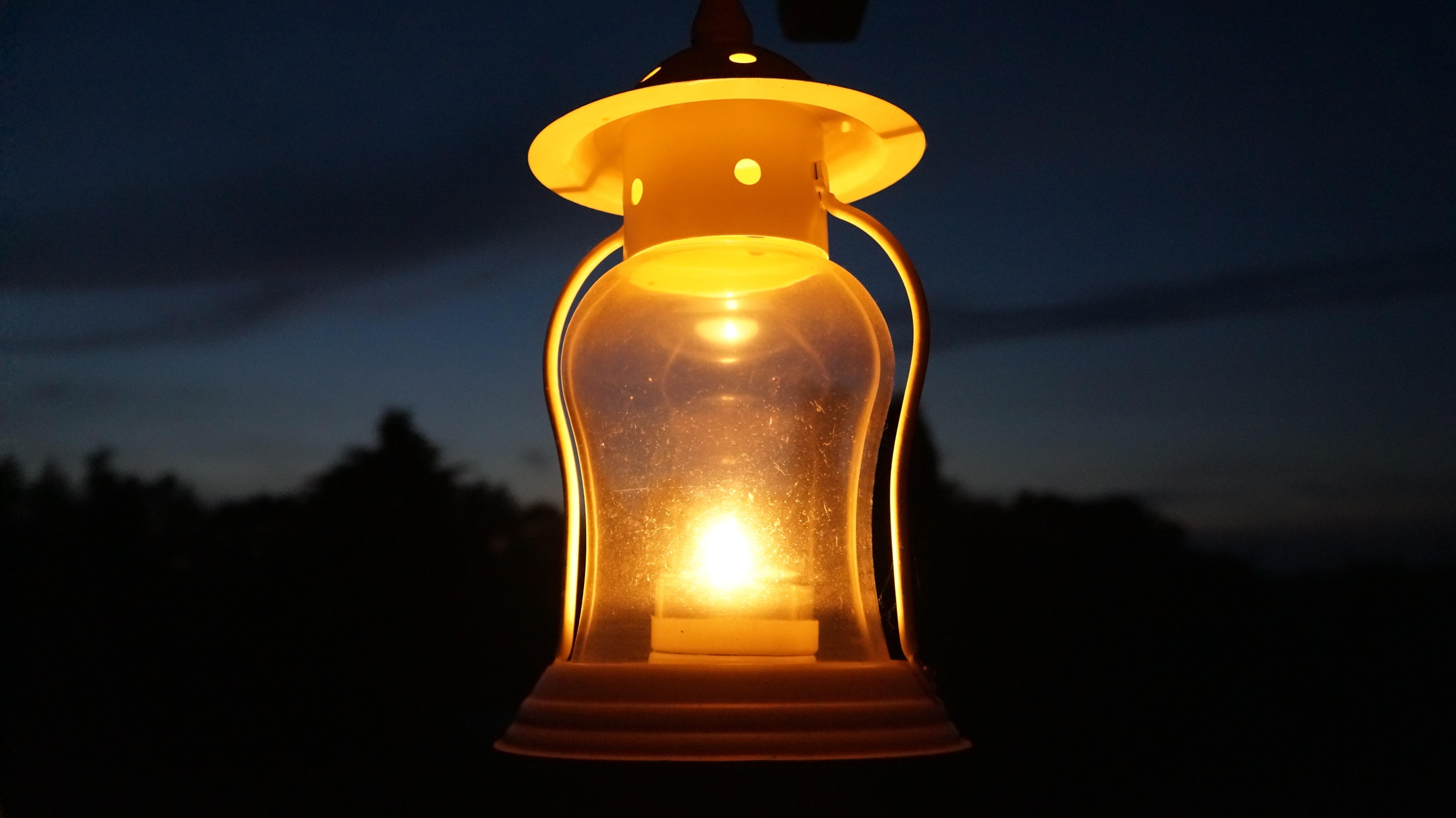 kostenlose foto : licht, nacht-, abend, dekoration, laterne, Garten ideen