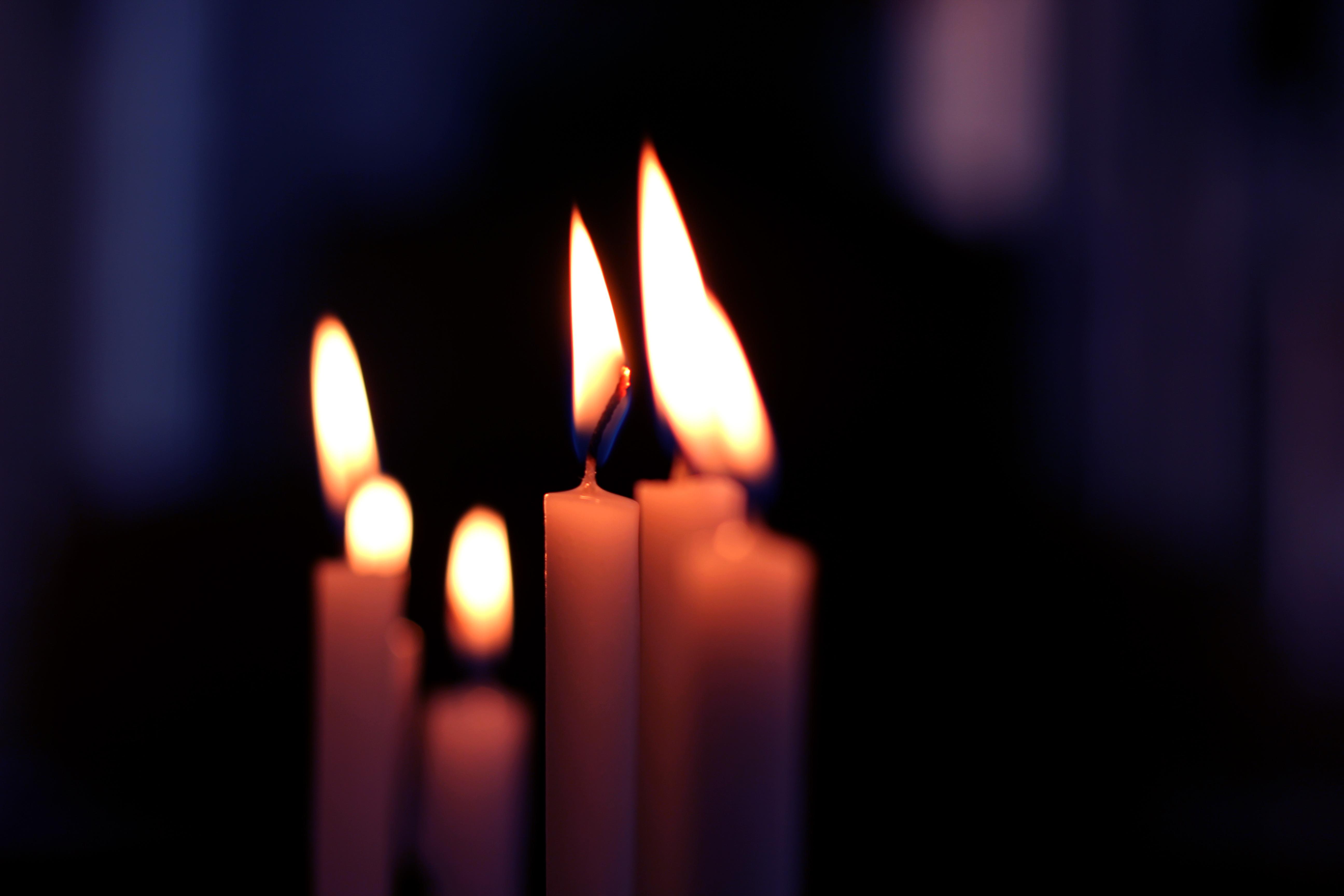 images gratuites lumi re nuit flamme feu obscurit bougie clairage bougies flammes. Black Bedroom Furniture Sets. Home Design Ideas