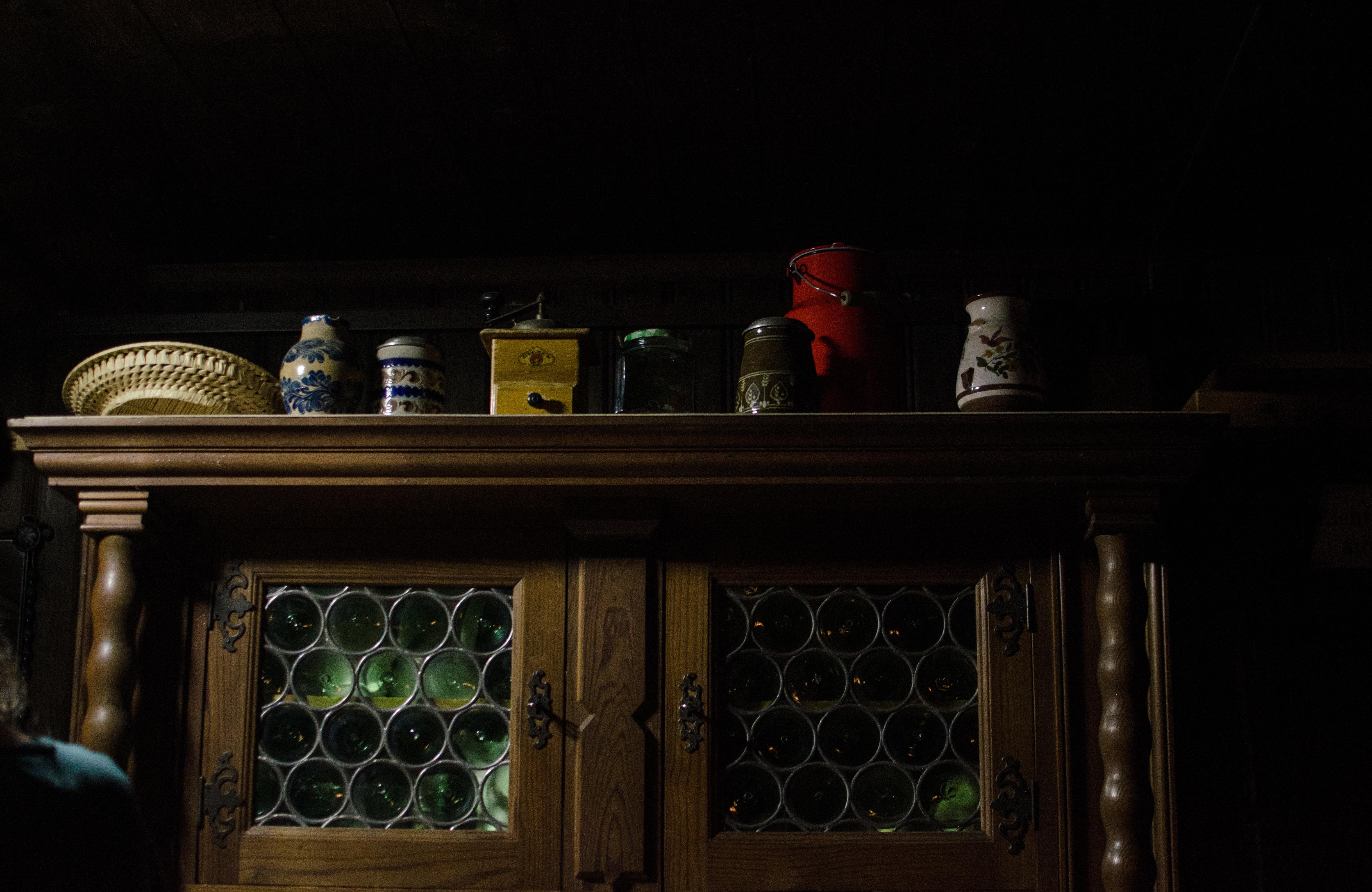 Fotos Gratis Ligero Noche Vaso Bar Oscuridad Mueble  # Muebles Pub Irlandes
