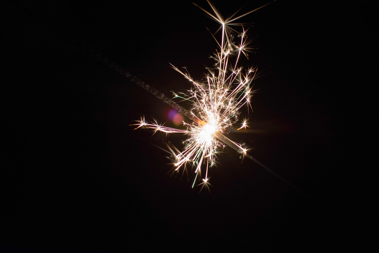free images light night sparkler firework sparkle